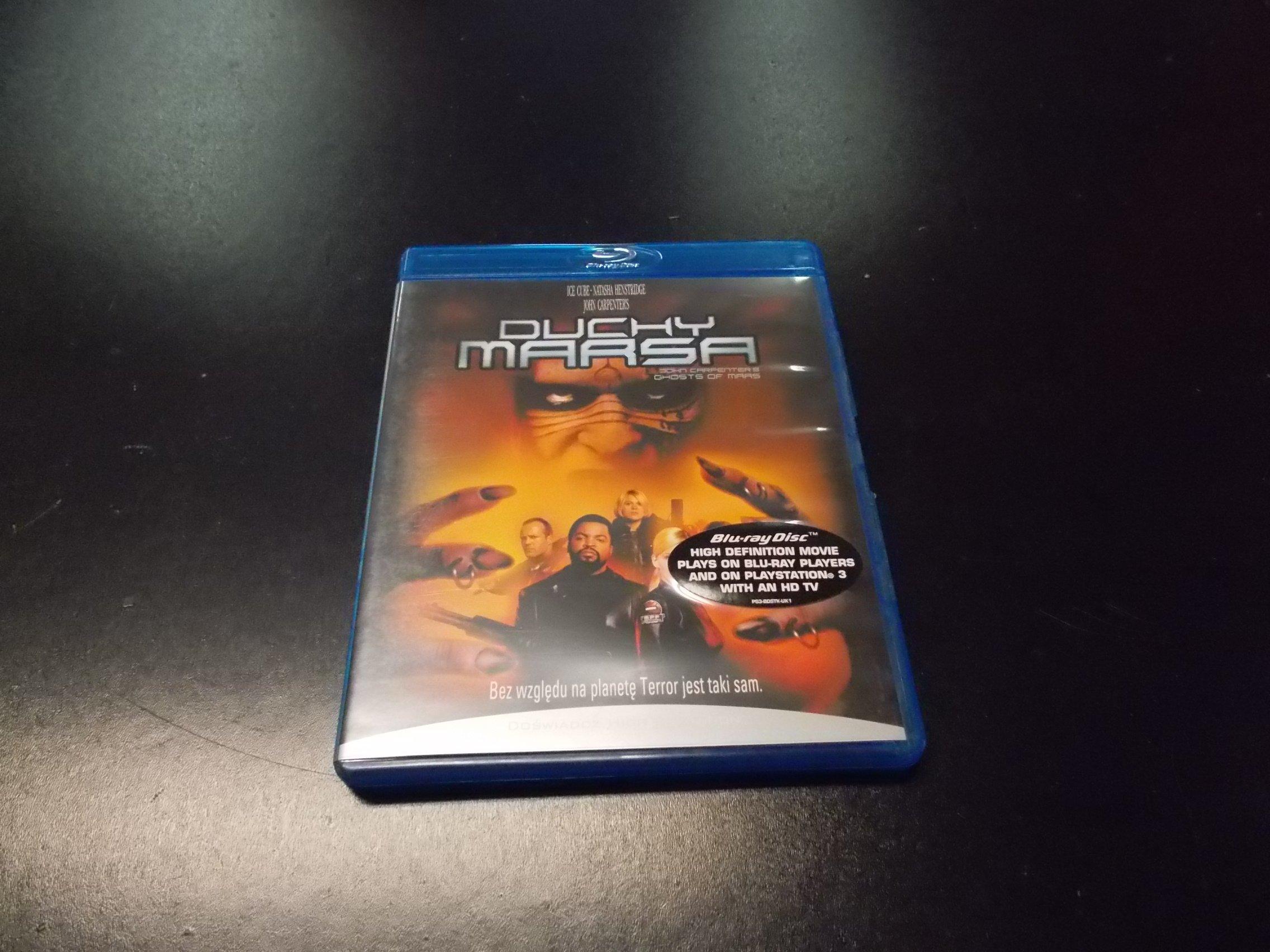 Duchy Marsa - John Carpenter - Blu-ray - Sklep