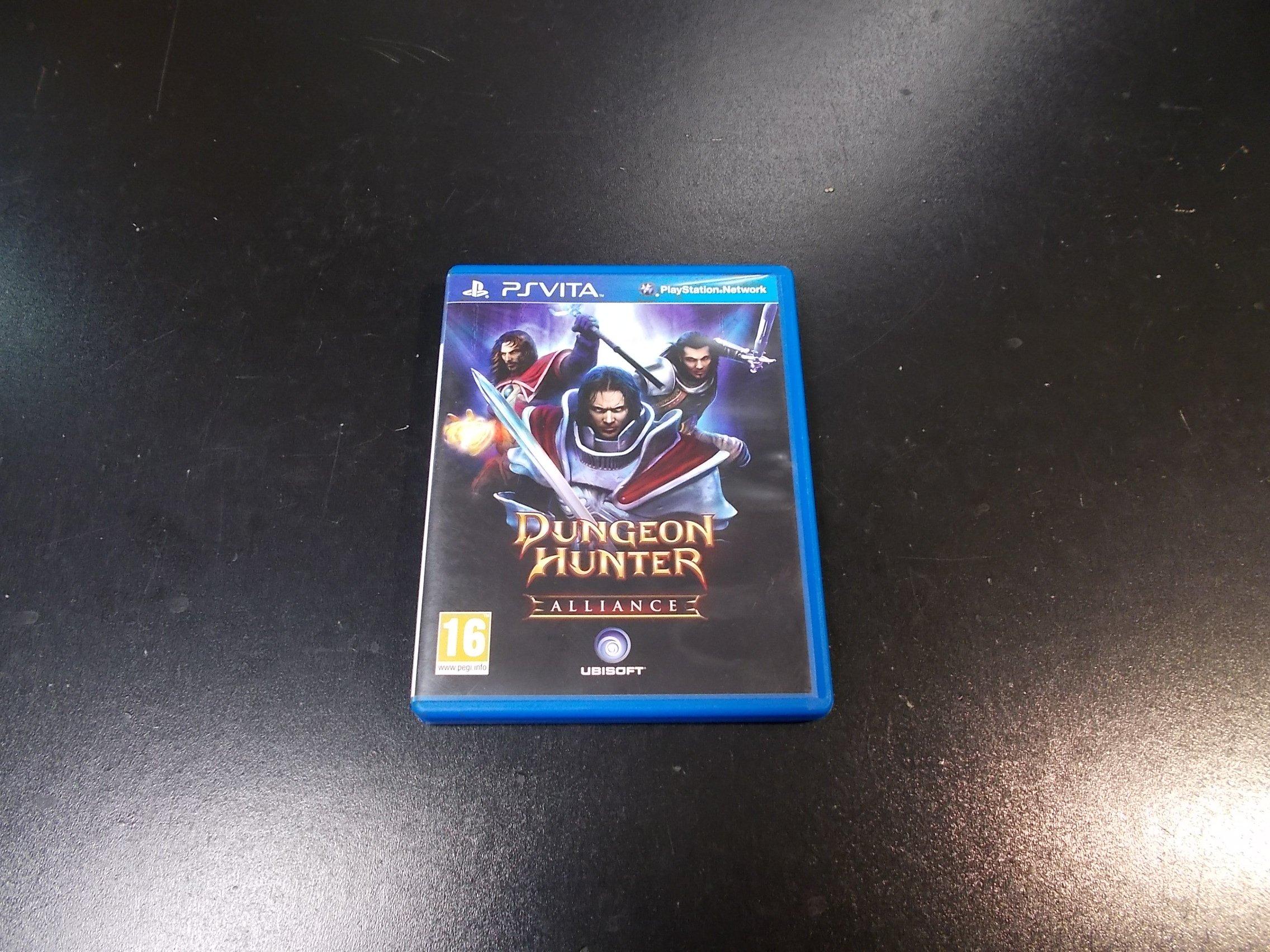 Dungeon Hunter Alliance - GRA Ps Vita - Opole 0245