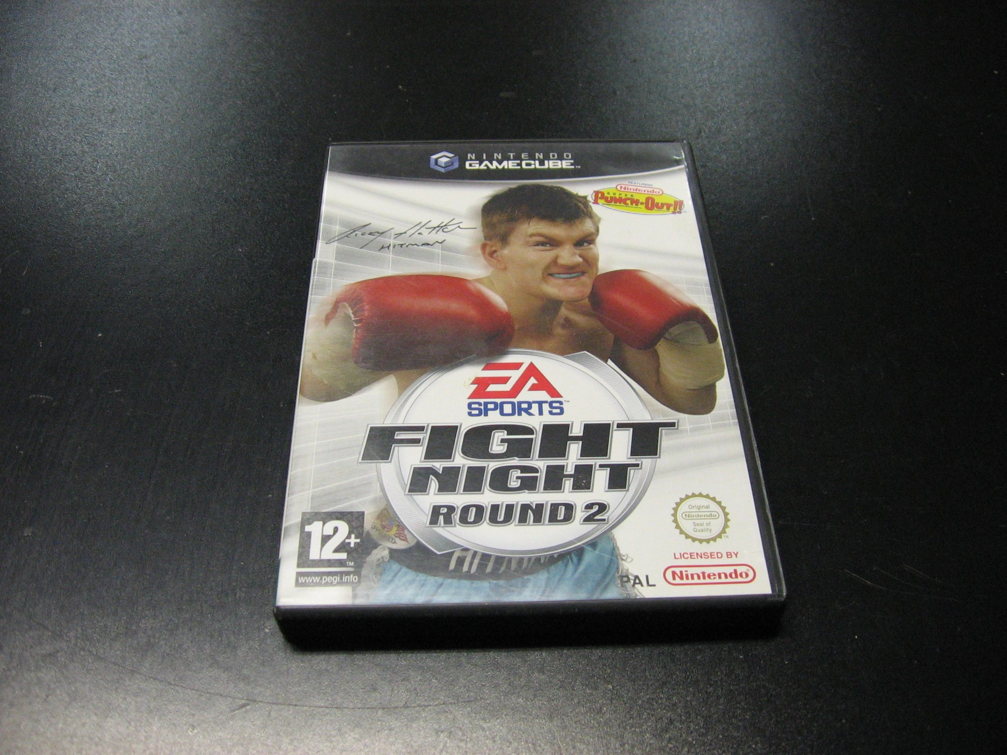 EA Sports Fight Night Round 2 - GRA Nintendo GameCube Sklep