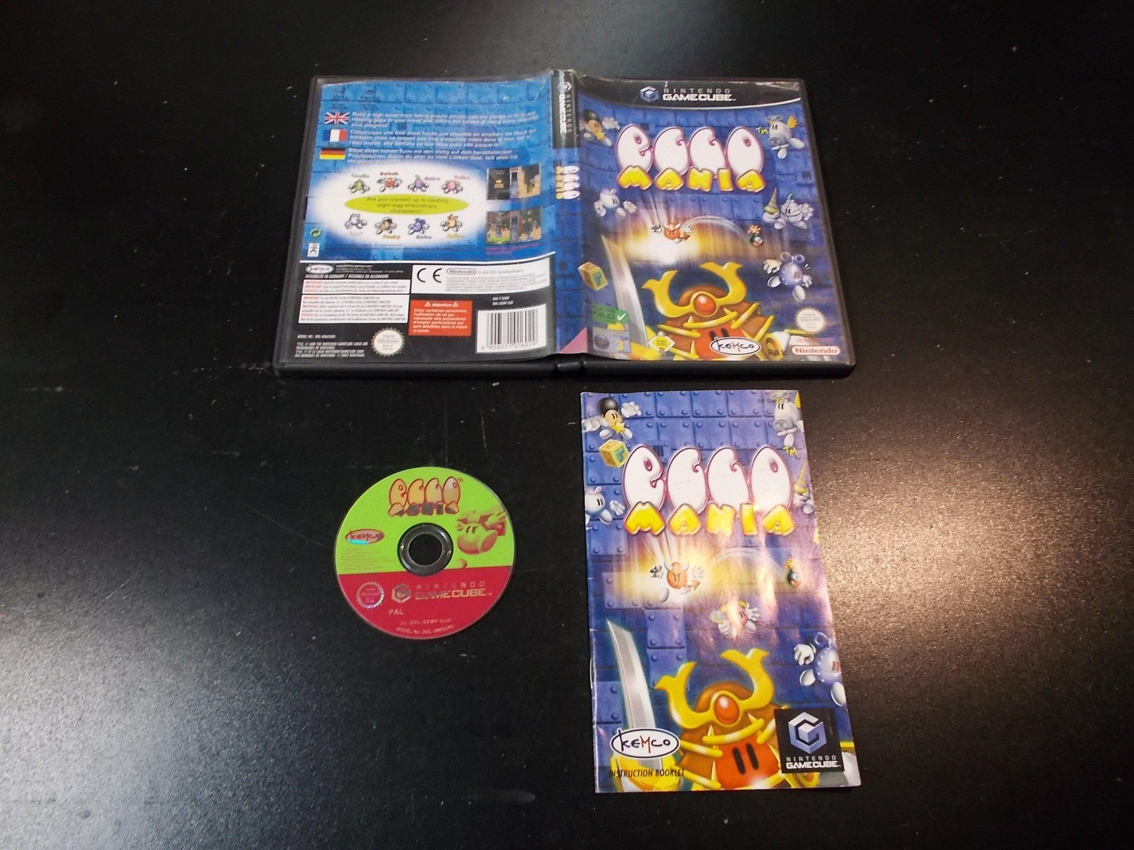 EGGO MANIA - GRA Nintendo GameCube Sklep