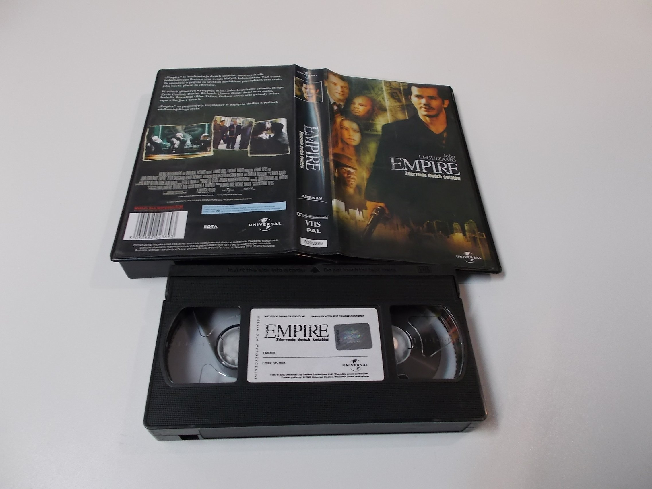 EMPIRE - VHS Kaseta Video - Opole 1621