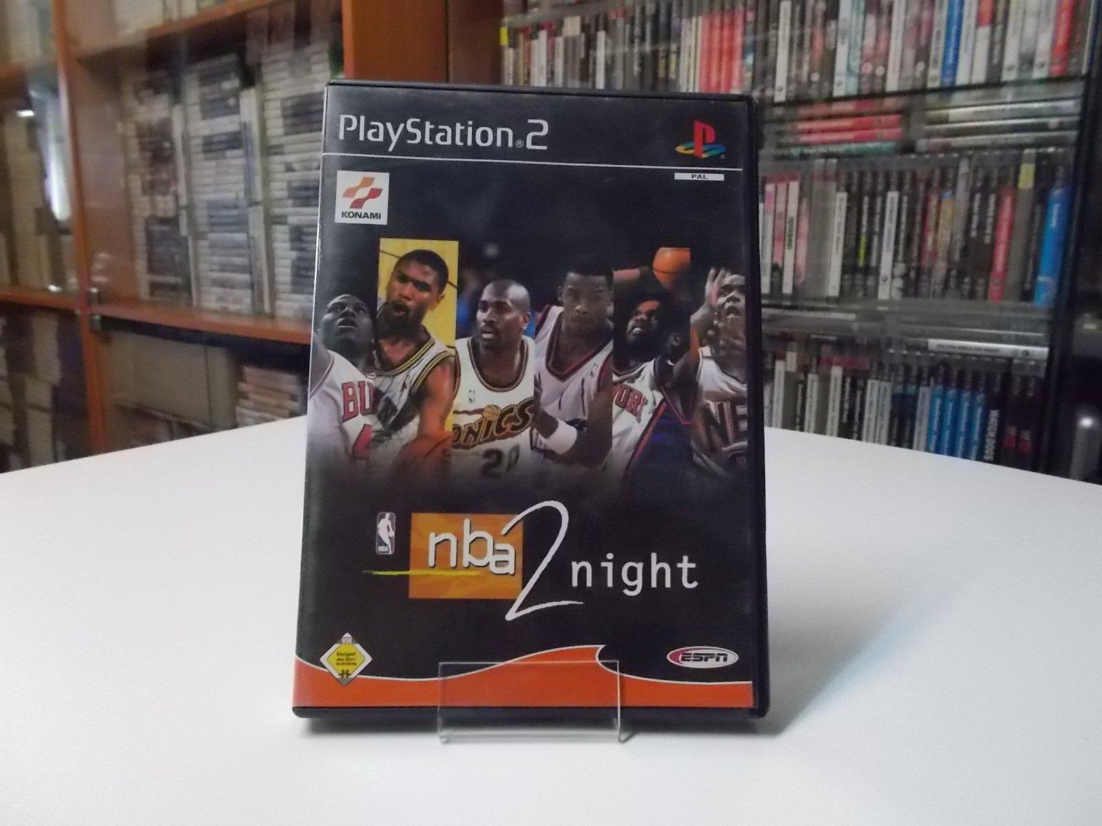 ESPN NBA 2NIGHT - GRA Ps2 - Opole 0511