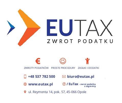 Eutax - Odzyskaj zwrot podatku z zagranicy !