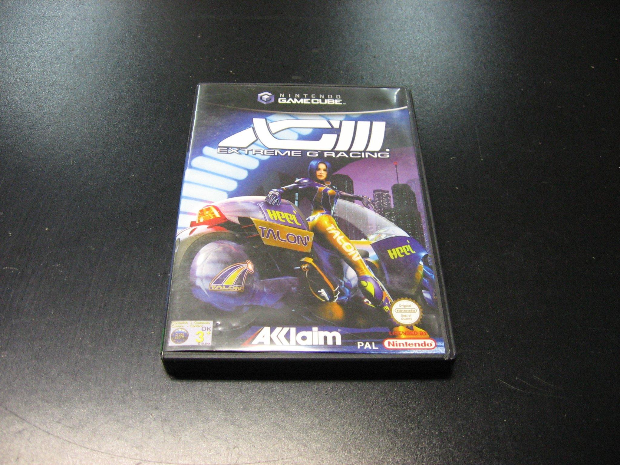 Extreme - G Racing - GRA Nintendo GameCube Sklep