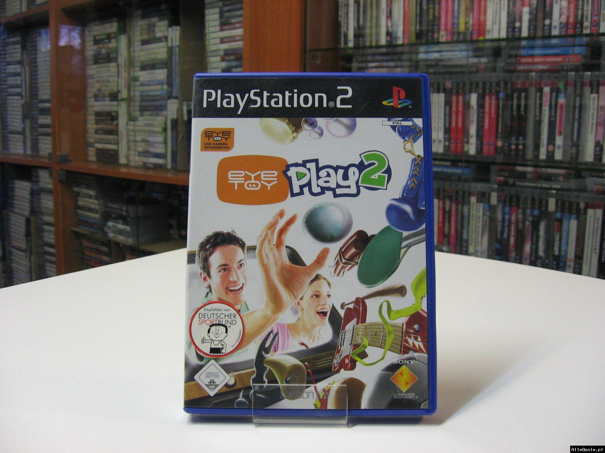 EyeToy: Play 2 - GRA Ps2 - Opole 0570