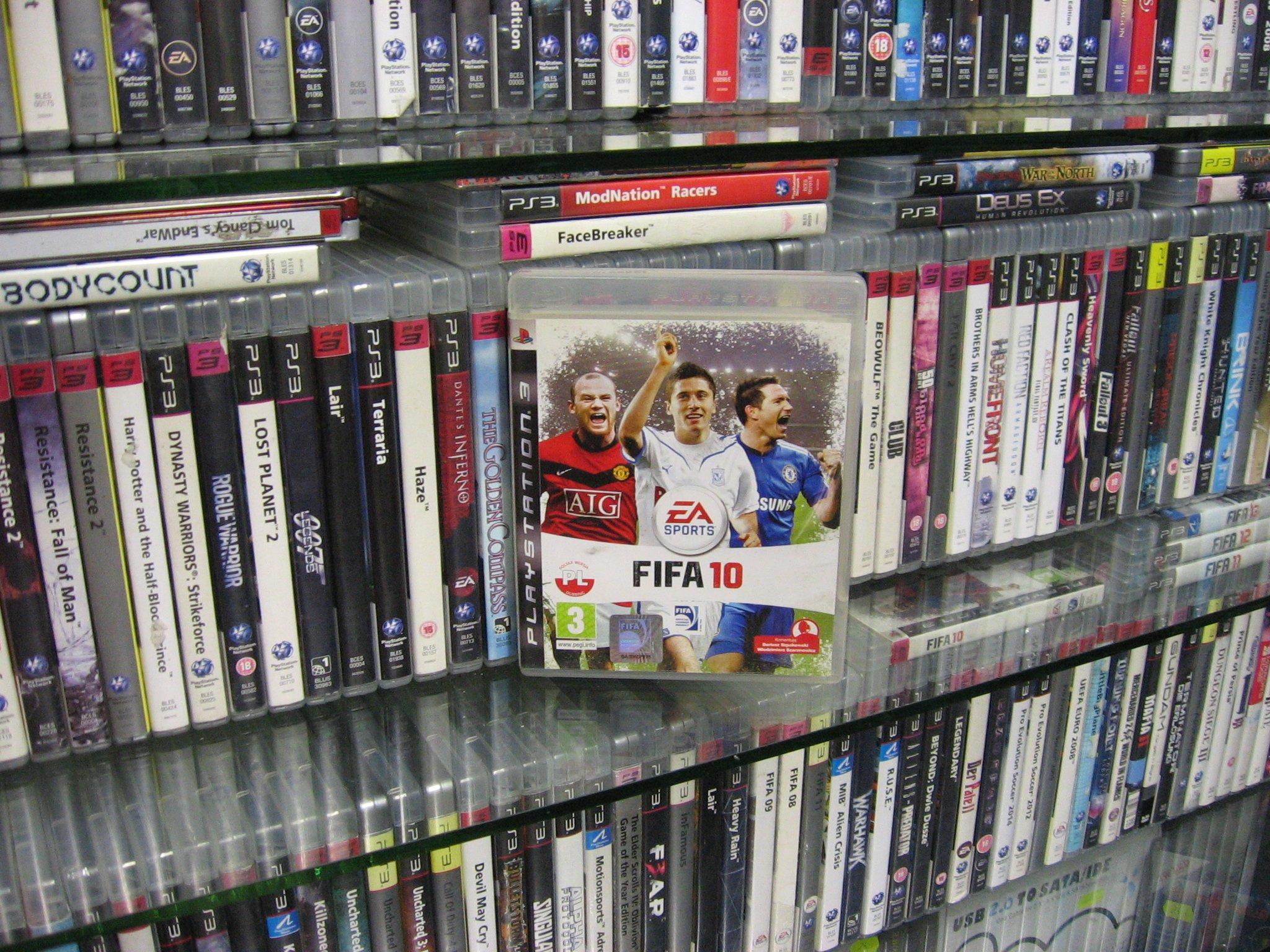 FIFA 10 PL - GRA PS3 Sklep 0032