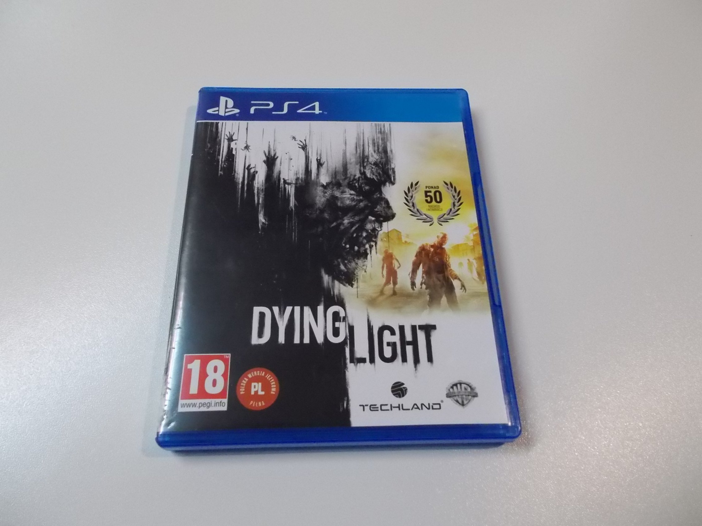 Dying Light - GRA Ps4 - Sklep