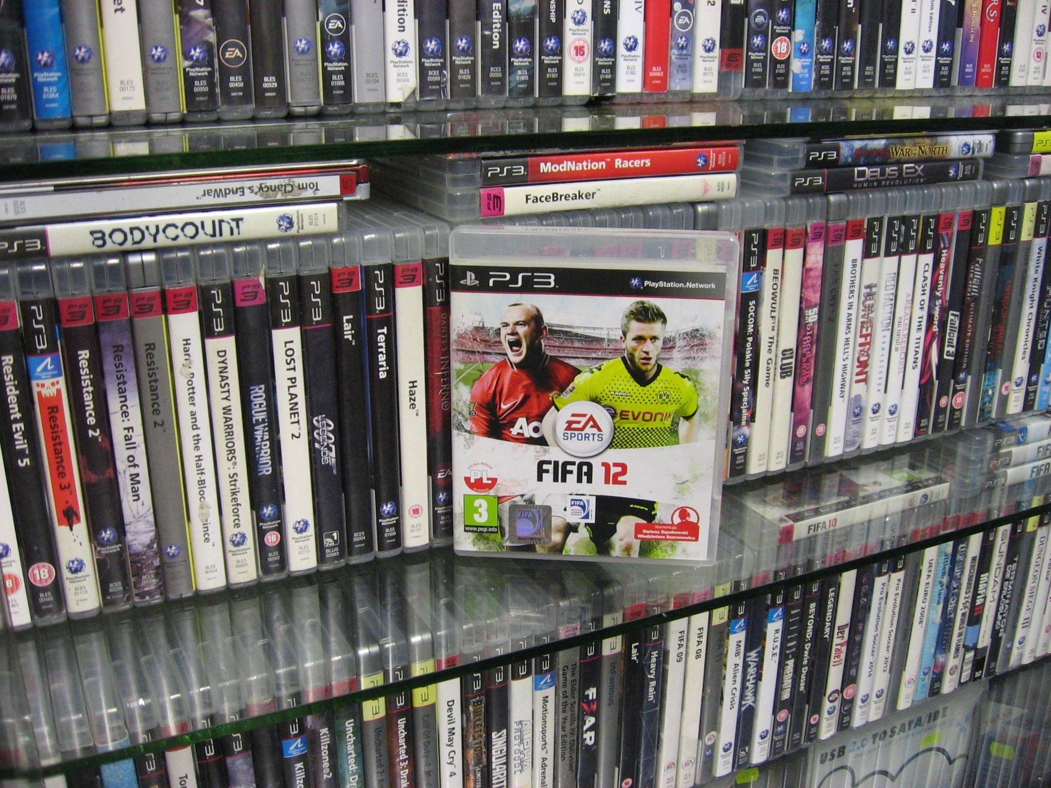 FIFA 12 PL - GRA PS3 Opole 0028