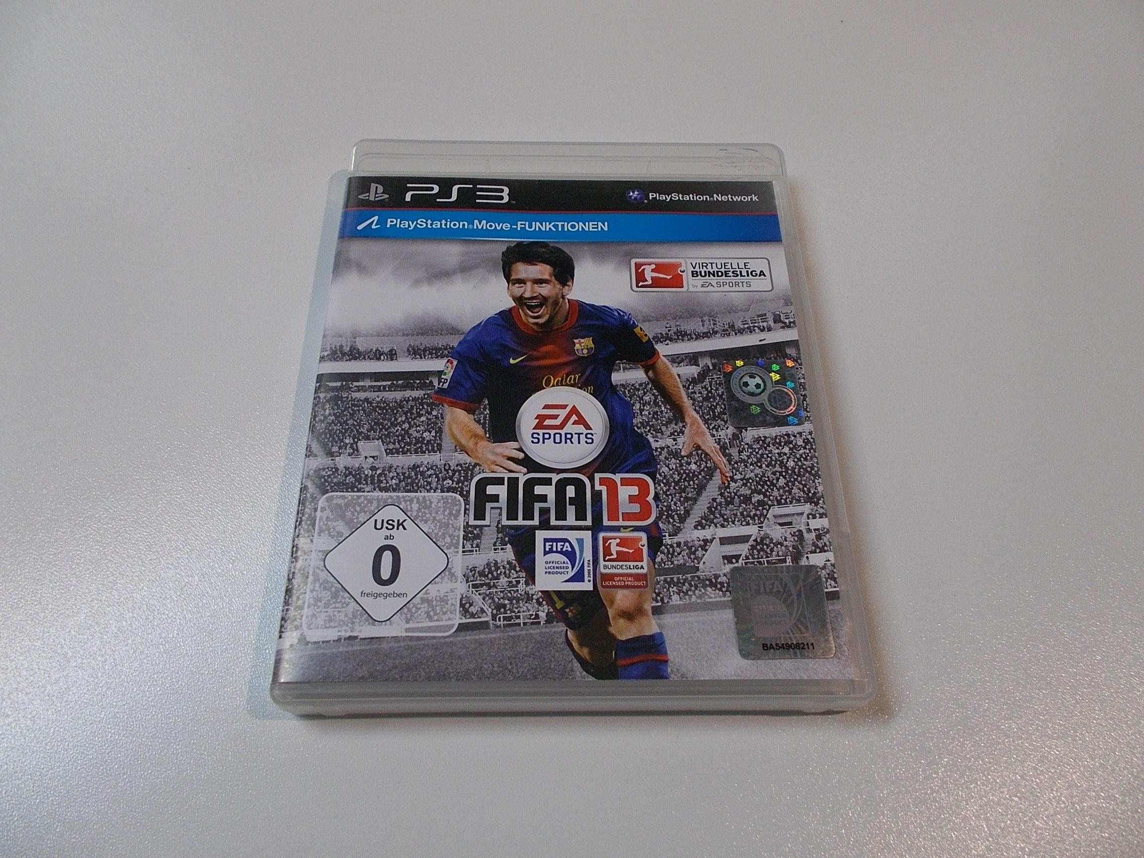 FIFA 13 - GRA Ps3 - Sklep
