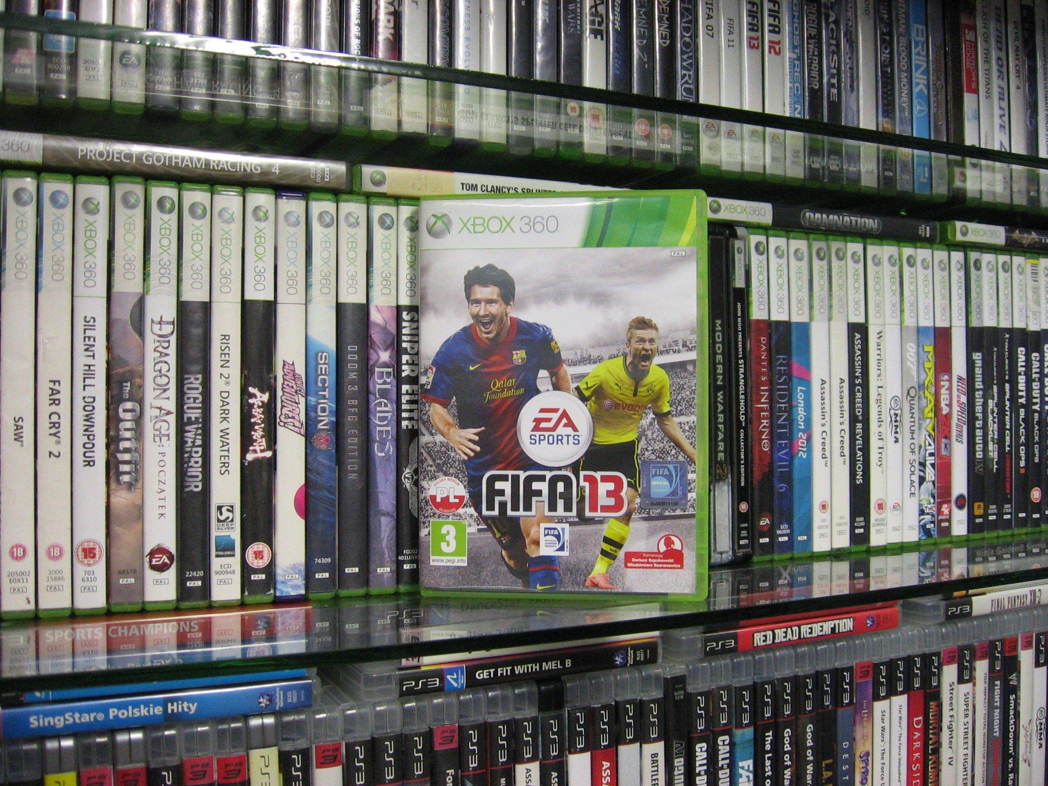 FIFA 13 PL - GRA XBOX 360 Opole 0009