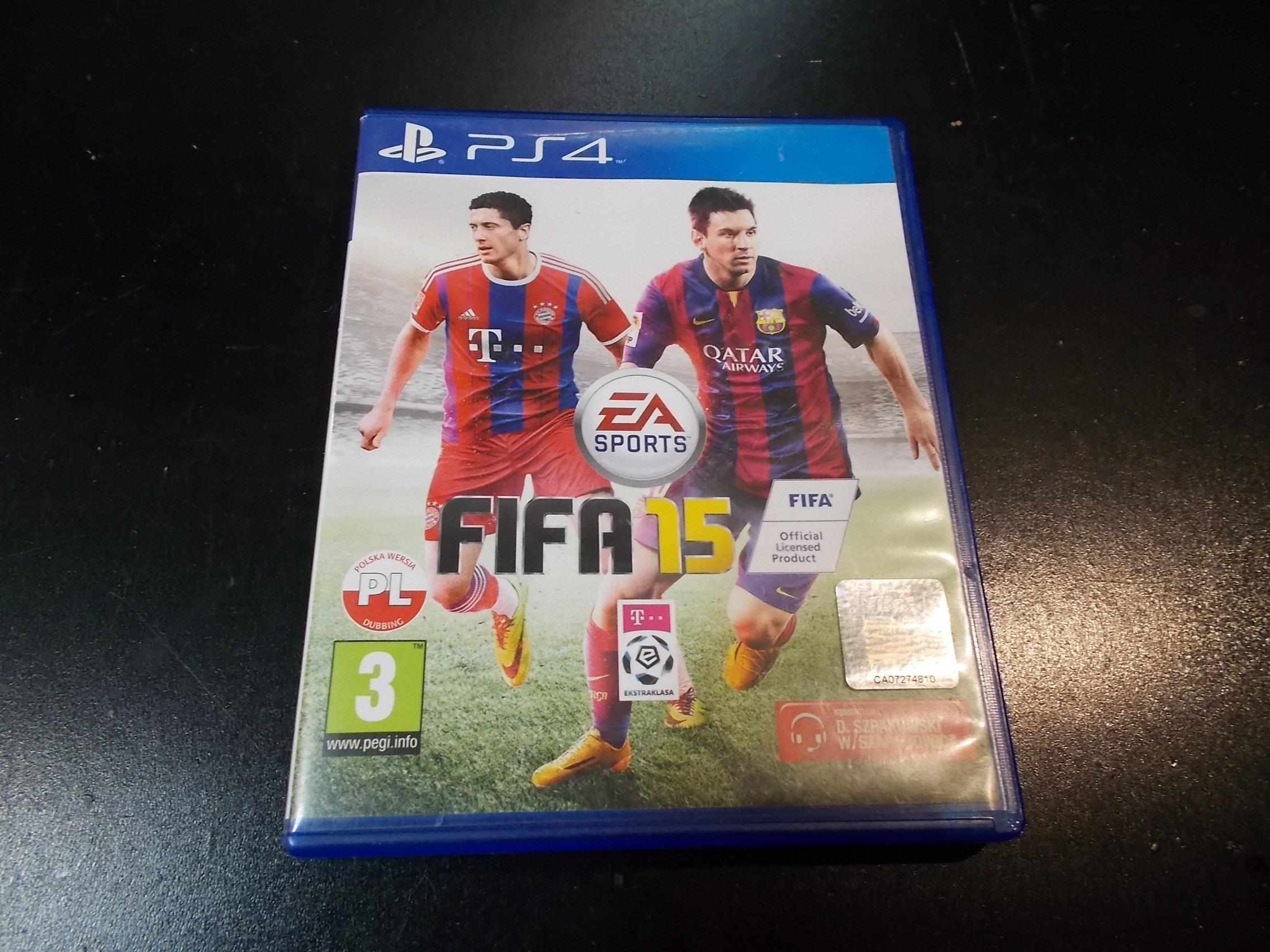 FIFA 15 - GRA Ps4 - Sklep