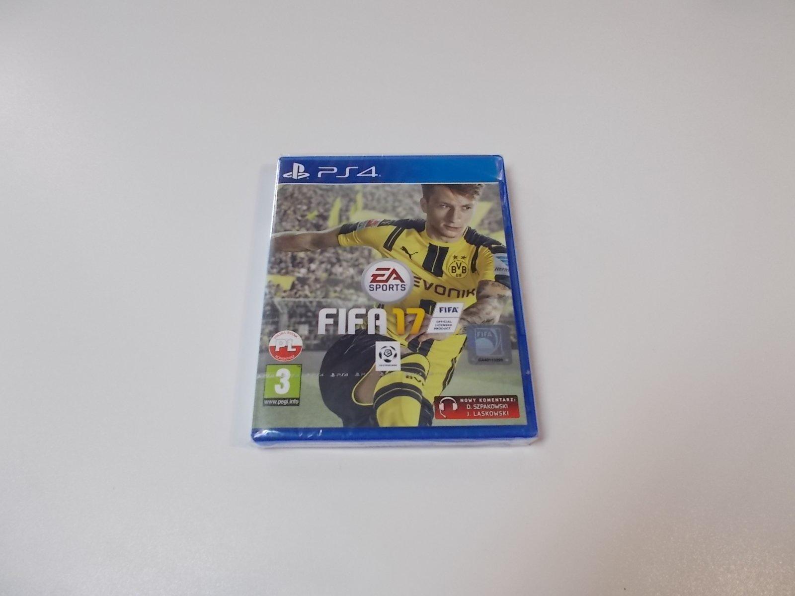 FIFA 17 - GRA Ps4 - Opole 0551