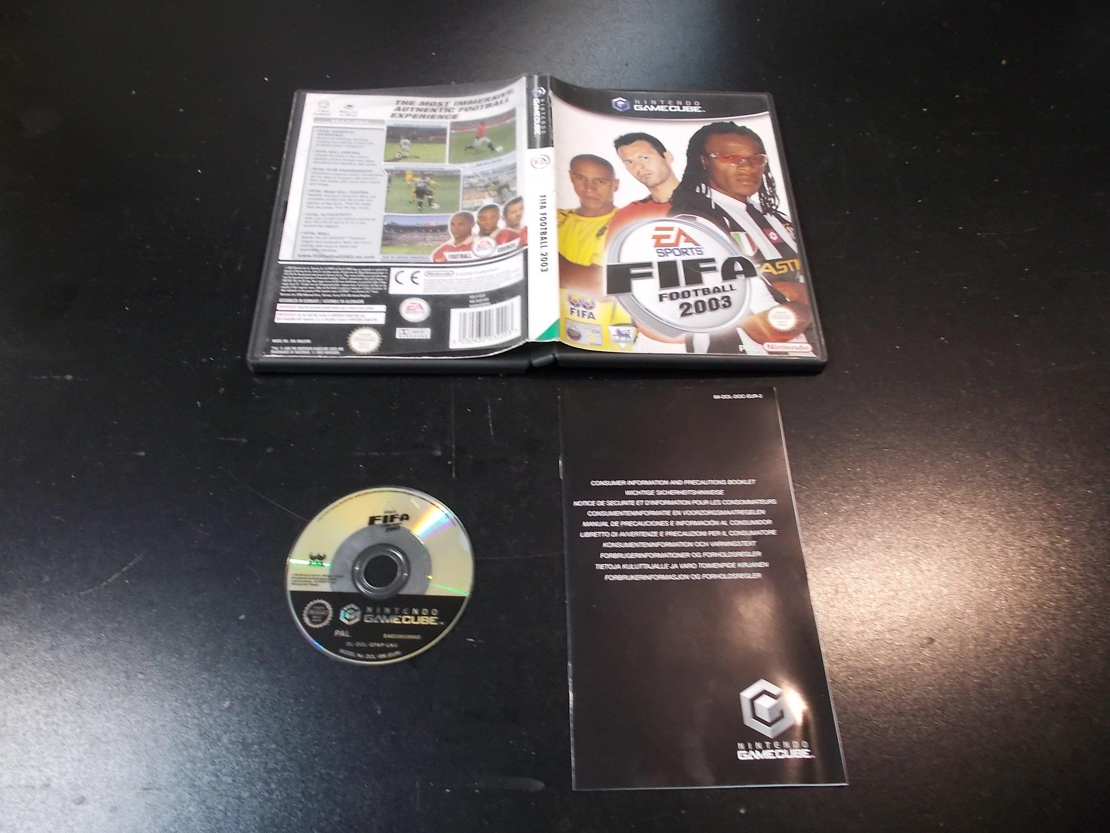 FIFA FOOTBALL 2003 - GRA Nintendo GameCube - Sklep