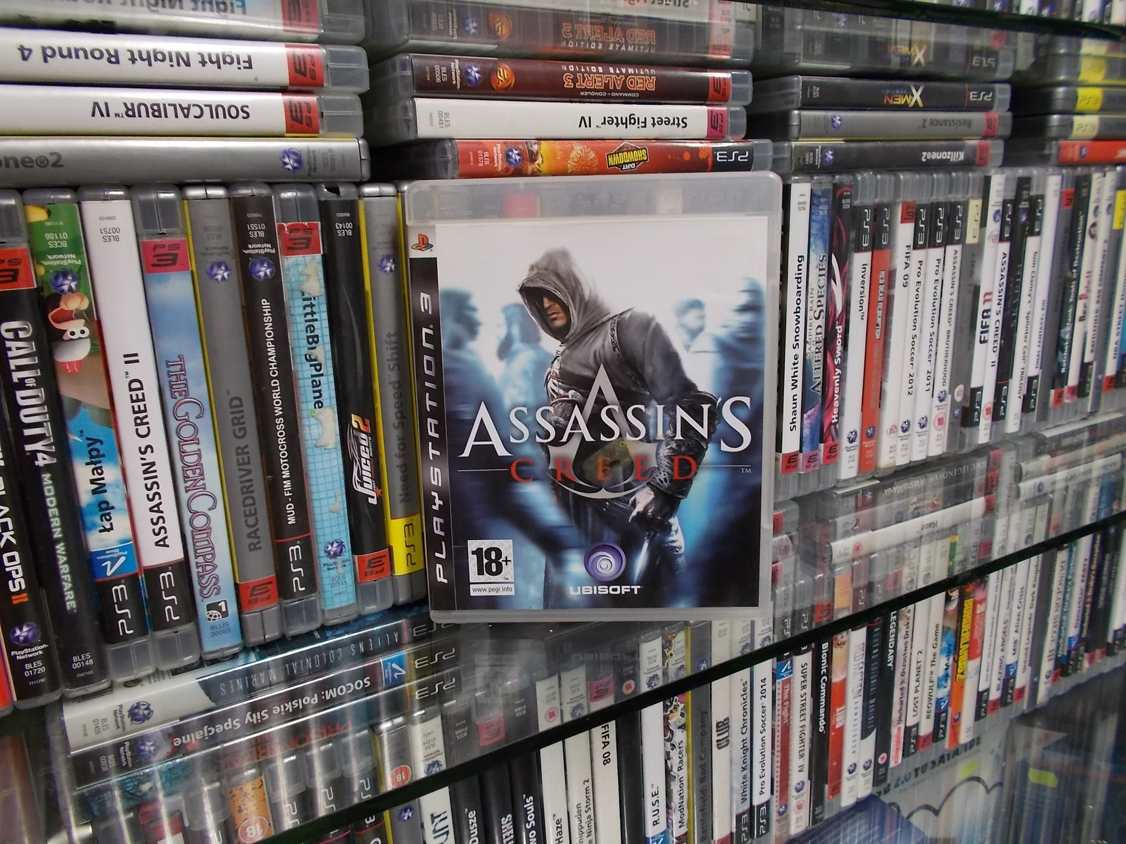 Assassin's Creed - GRA Ps3 - Opole 0017