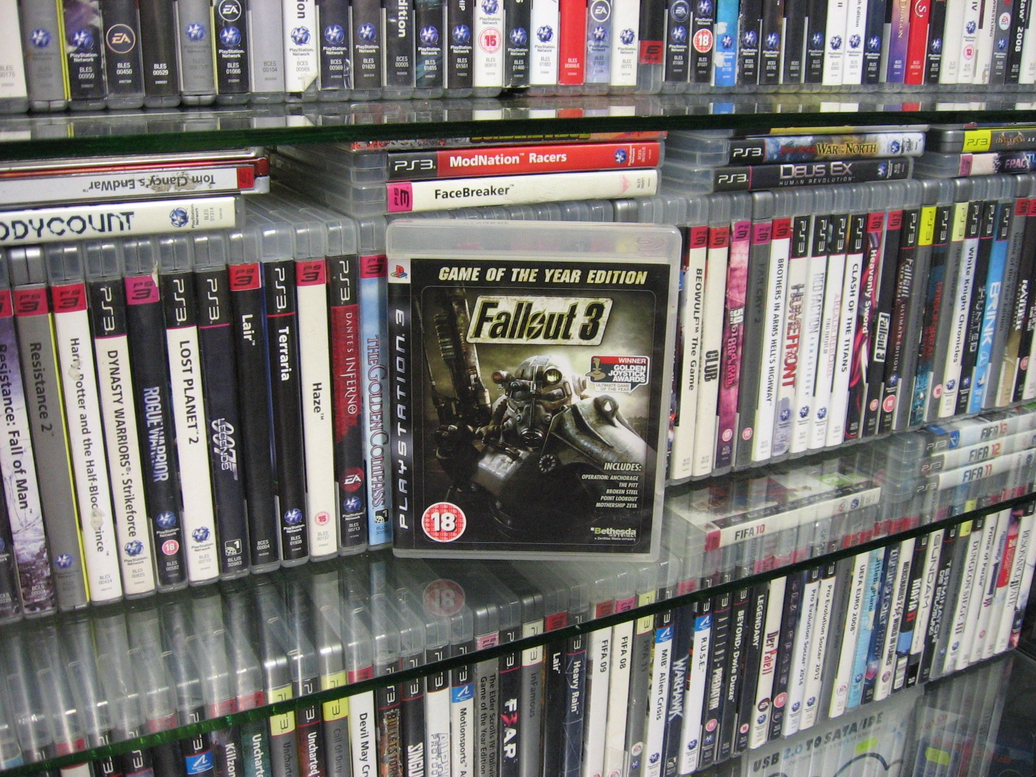 Fallout 3 - GRA PS3 Opole 0051
