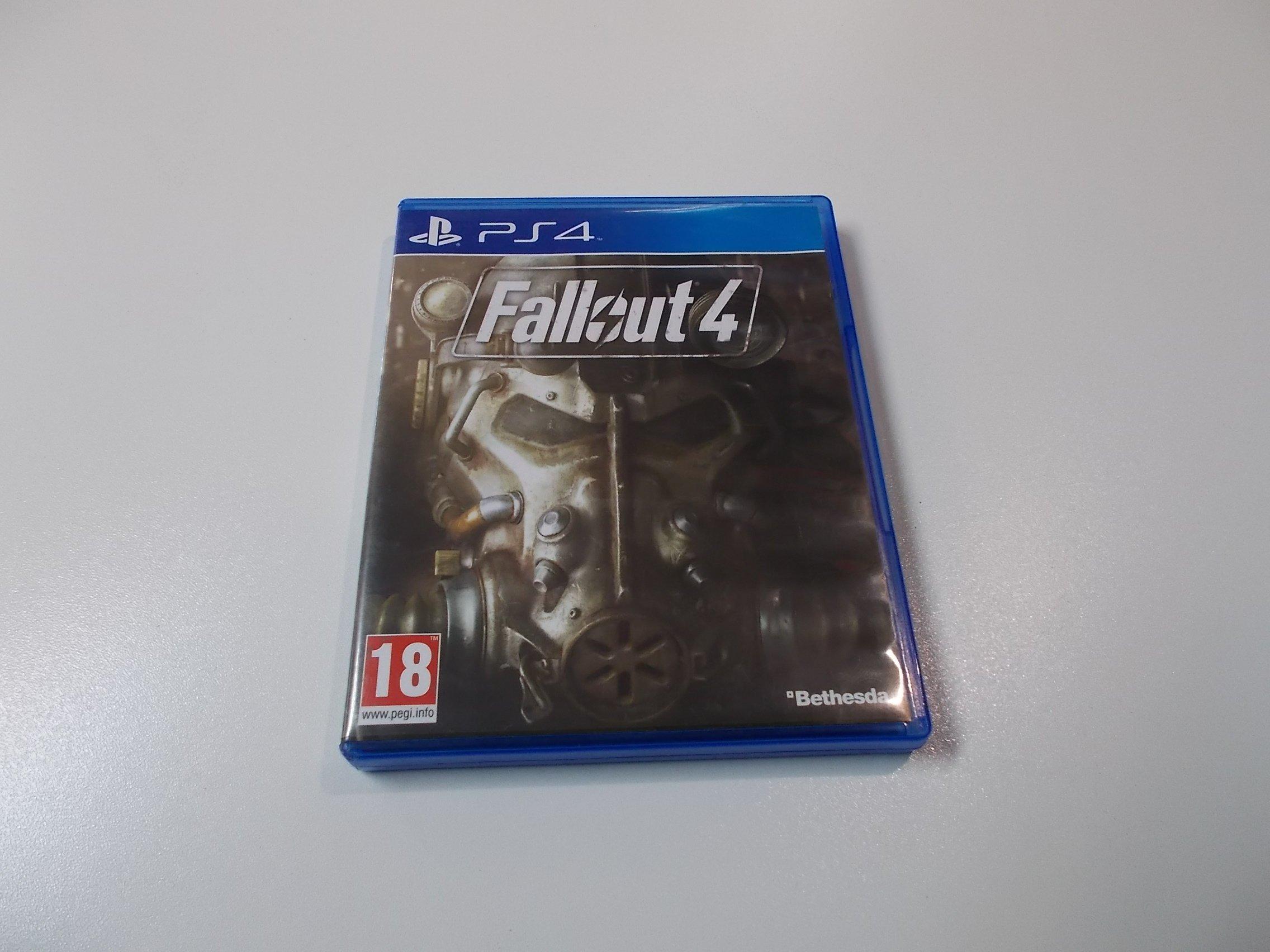 Fallout 4 - GRA Ps4 - Opole 0426