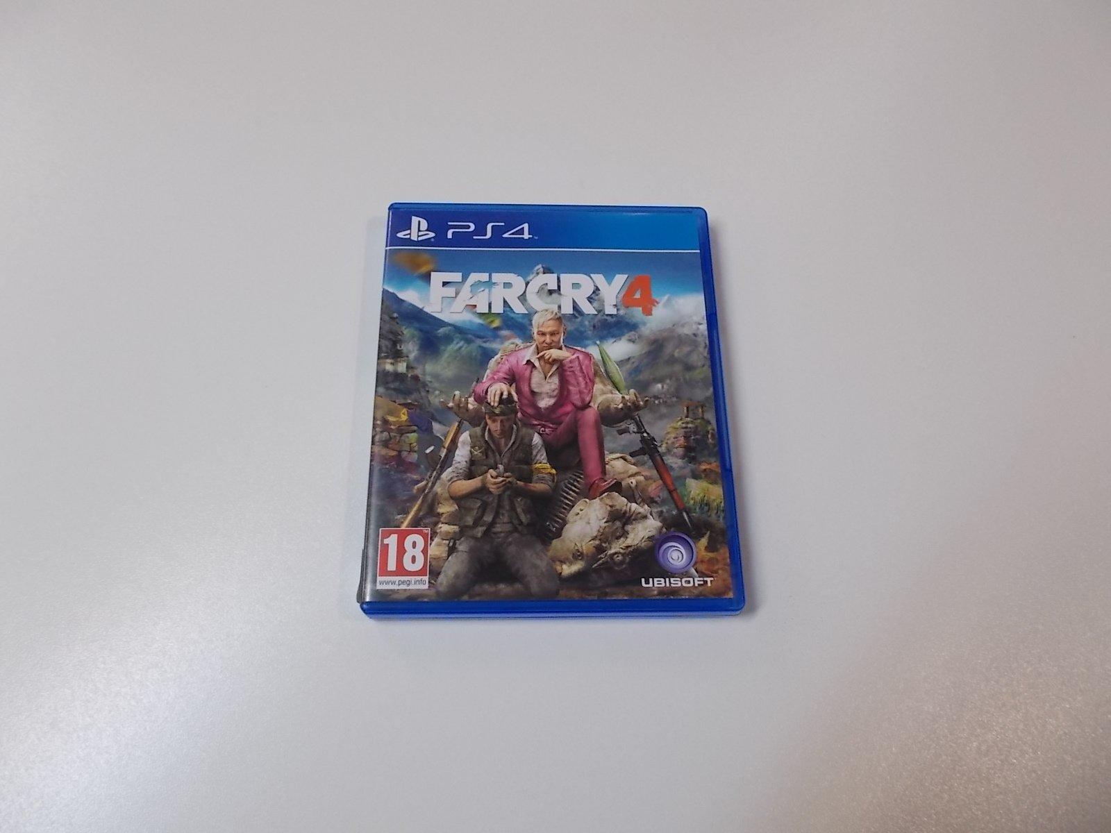 FarCry 4 - GRA Ps4 - Opole 0470