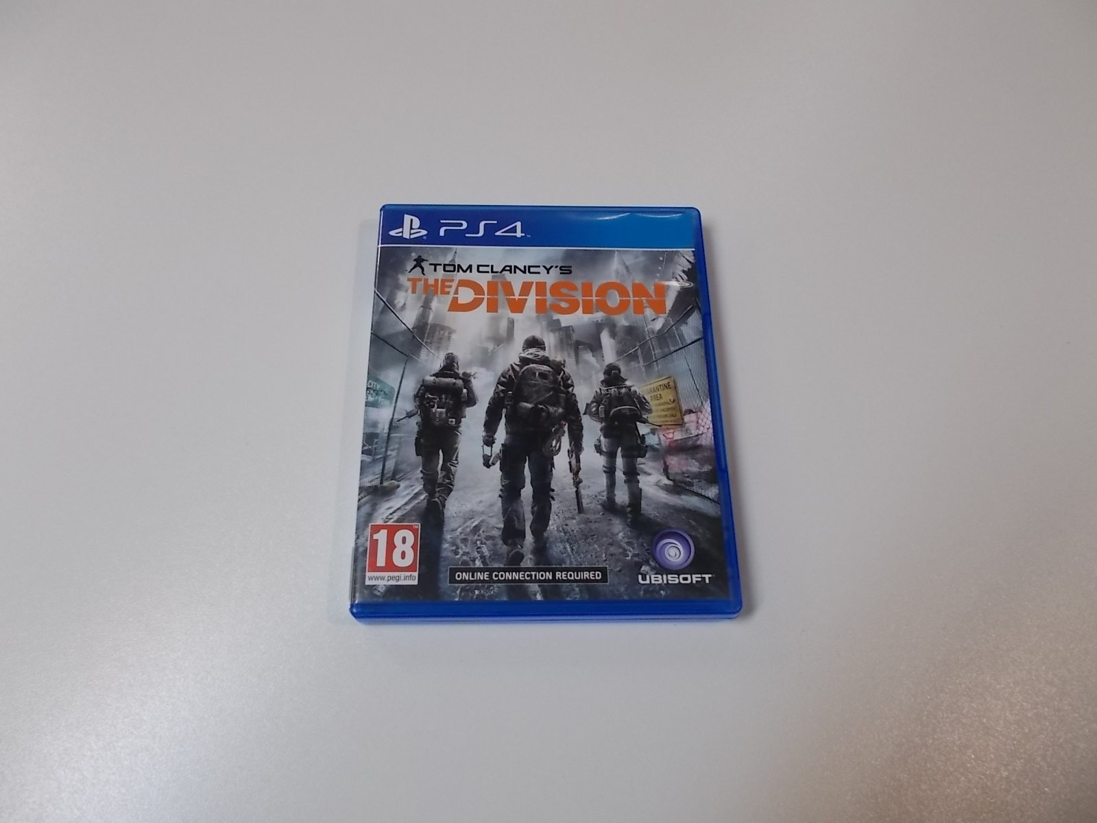 Tom Clancy's The Division - GRA Ps4 - Opole 0474