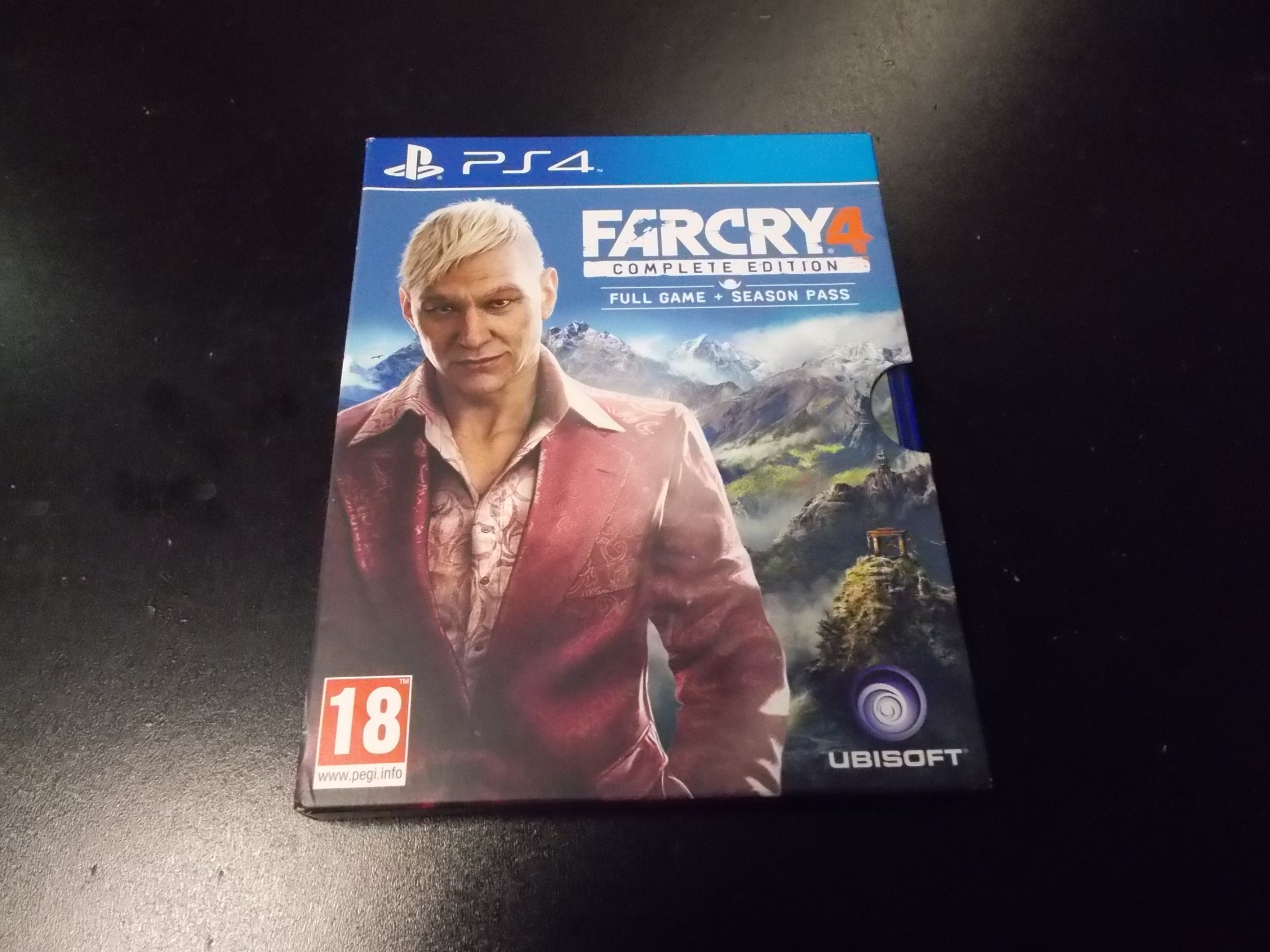 FarCry 4 Far Cry 4 - GRA Ps4 Sklep