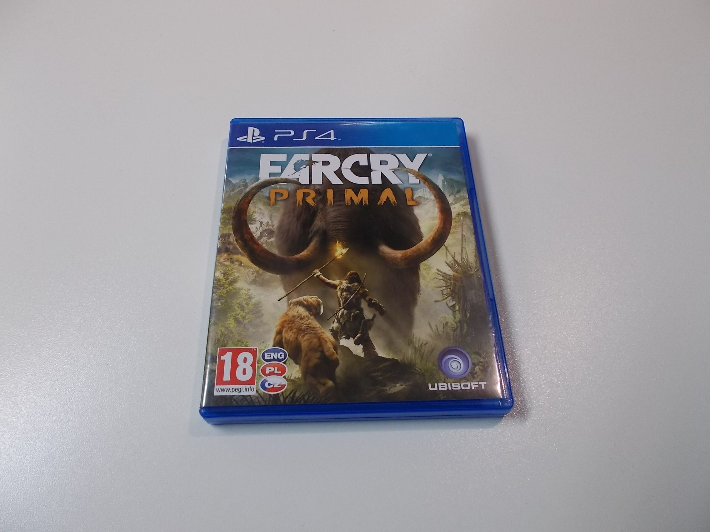 Farcry Primal Far Cry Primal - GRA Ps4 - Opole 0428