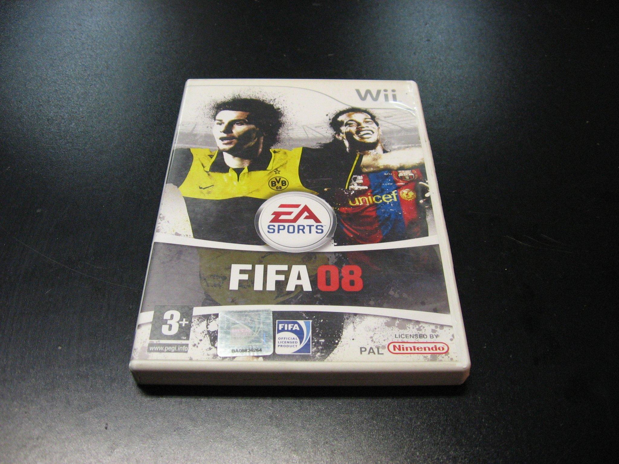 Fifa 08 - GRA Nintendo Wii Sklep