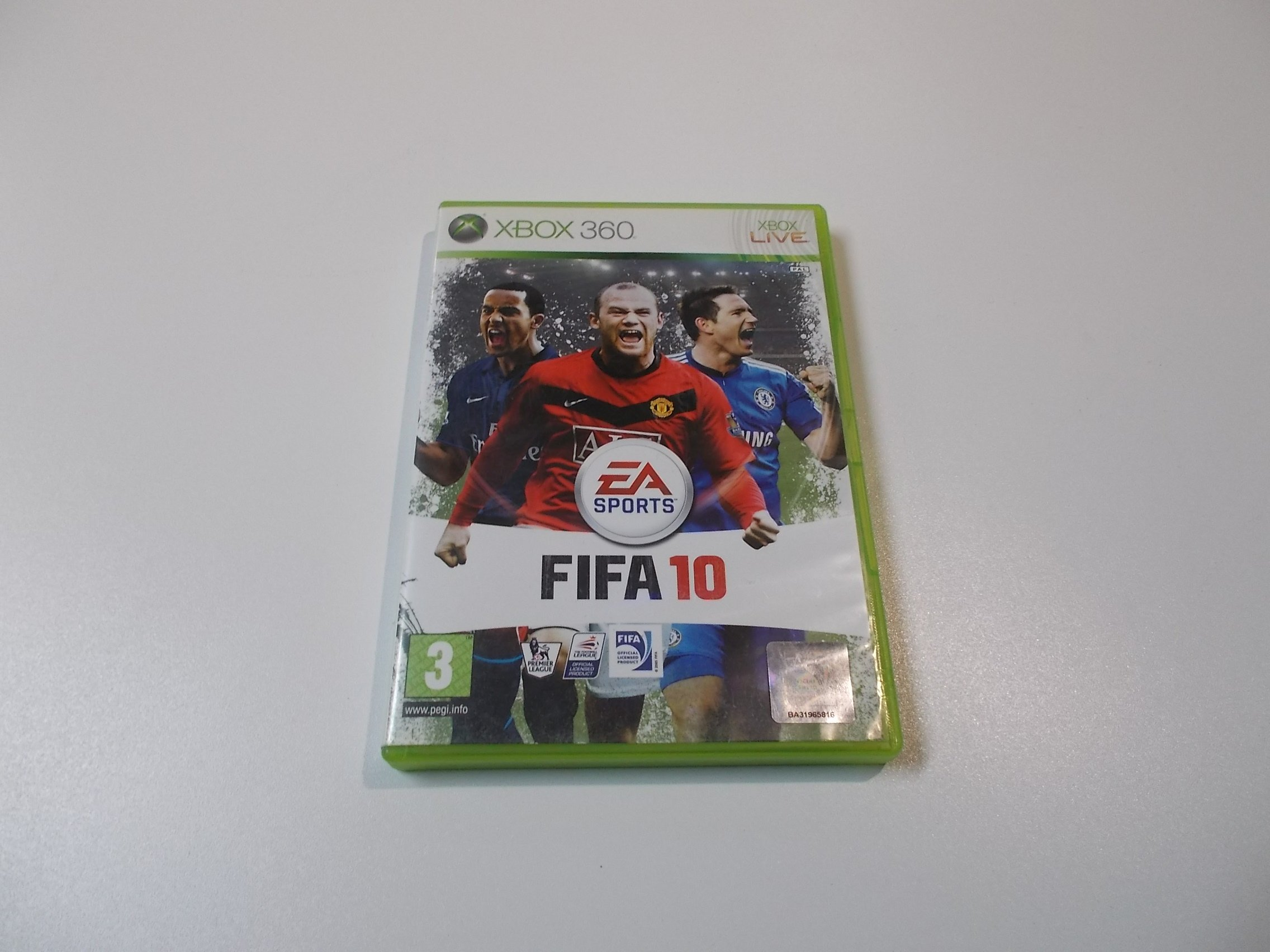 Fifa 10 - GRA Xbox 360 - Sklep