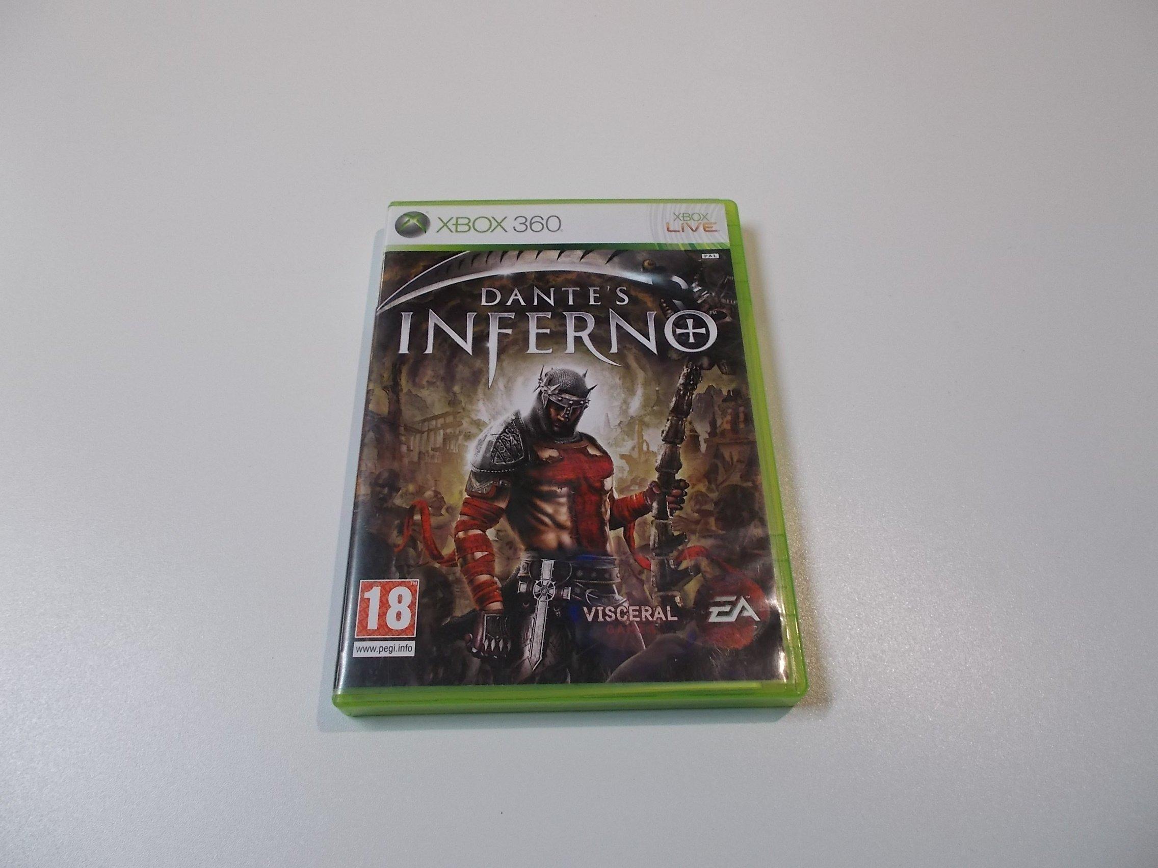 Dante's Inferno - GRA Xbox 360 - Sklep