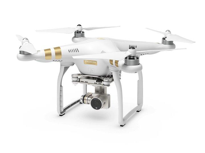 Filmowanie i fotografia dronem