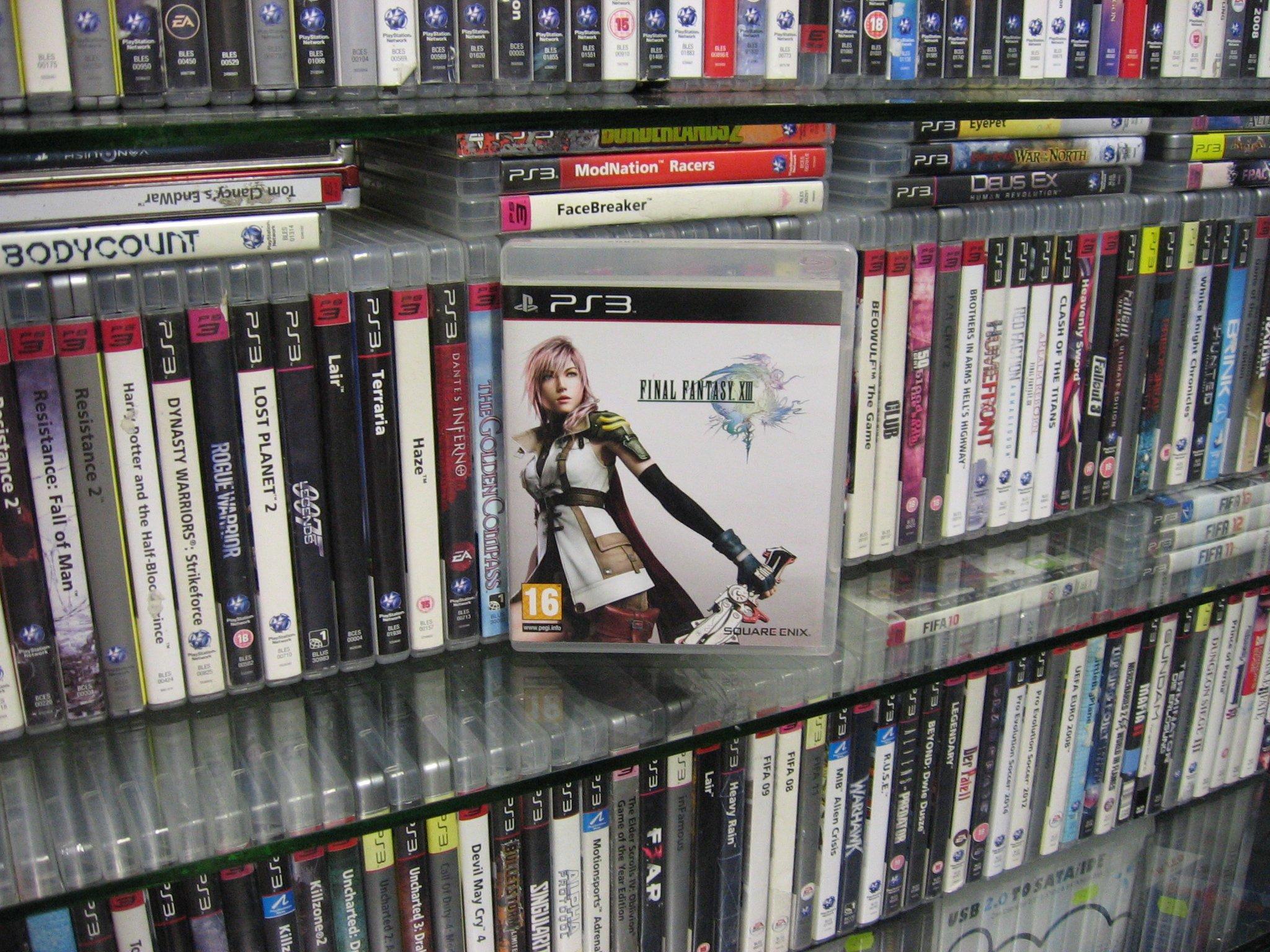 Final Fantasy XIII - GRA PS3 Sklep 0052