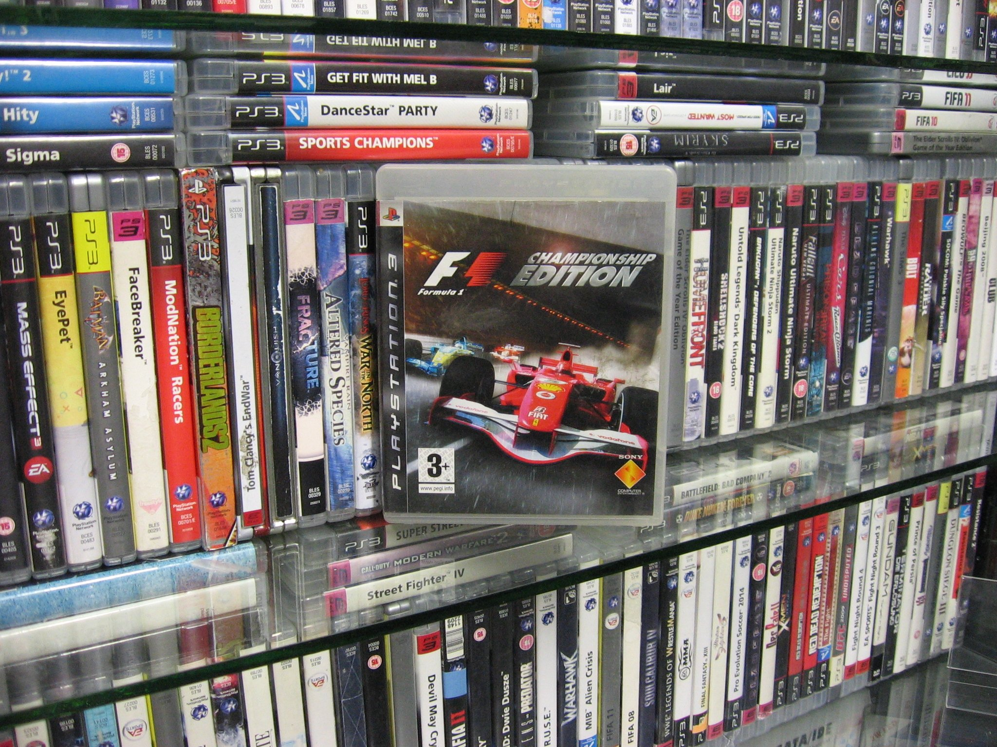 Formula One Championship Edition F1 - GRA PS3 Opole 0058