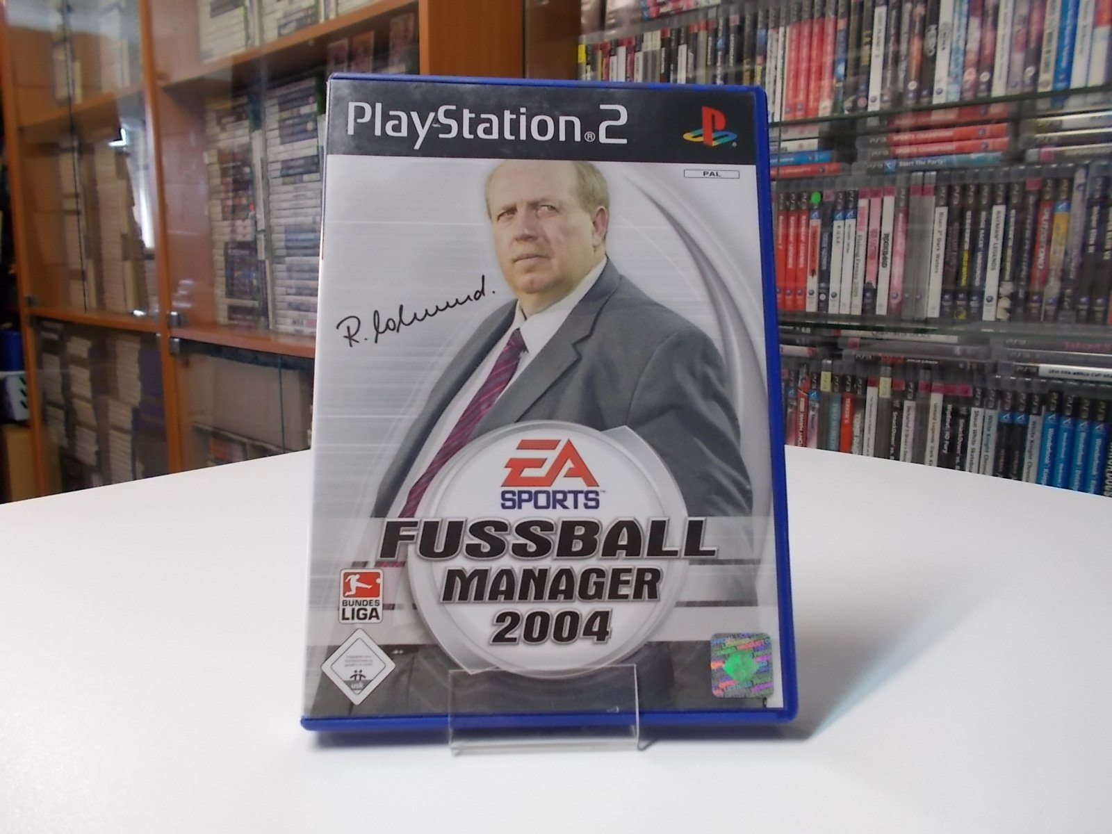 Fussball Manager 2004 - GRA Ps2 - Opole 0506