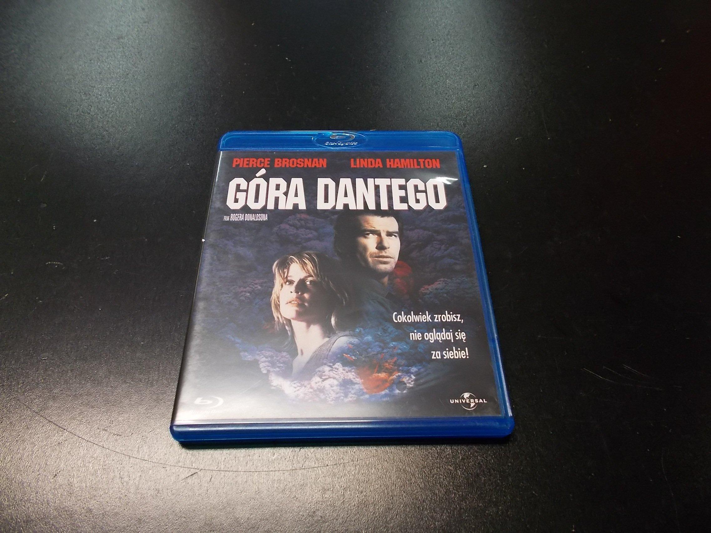 Góra Dantego - Blu-ray - Sklep
