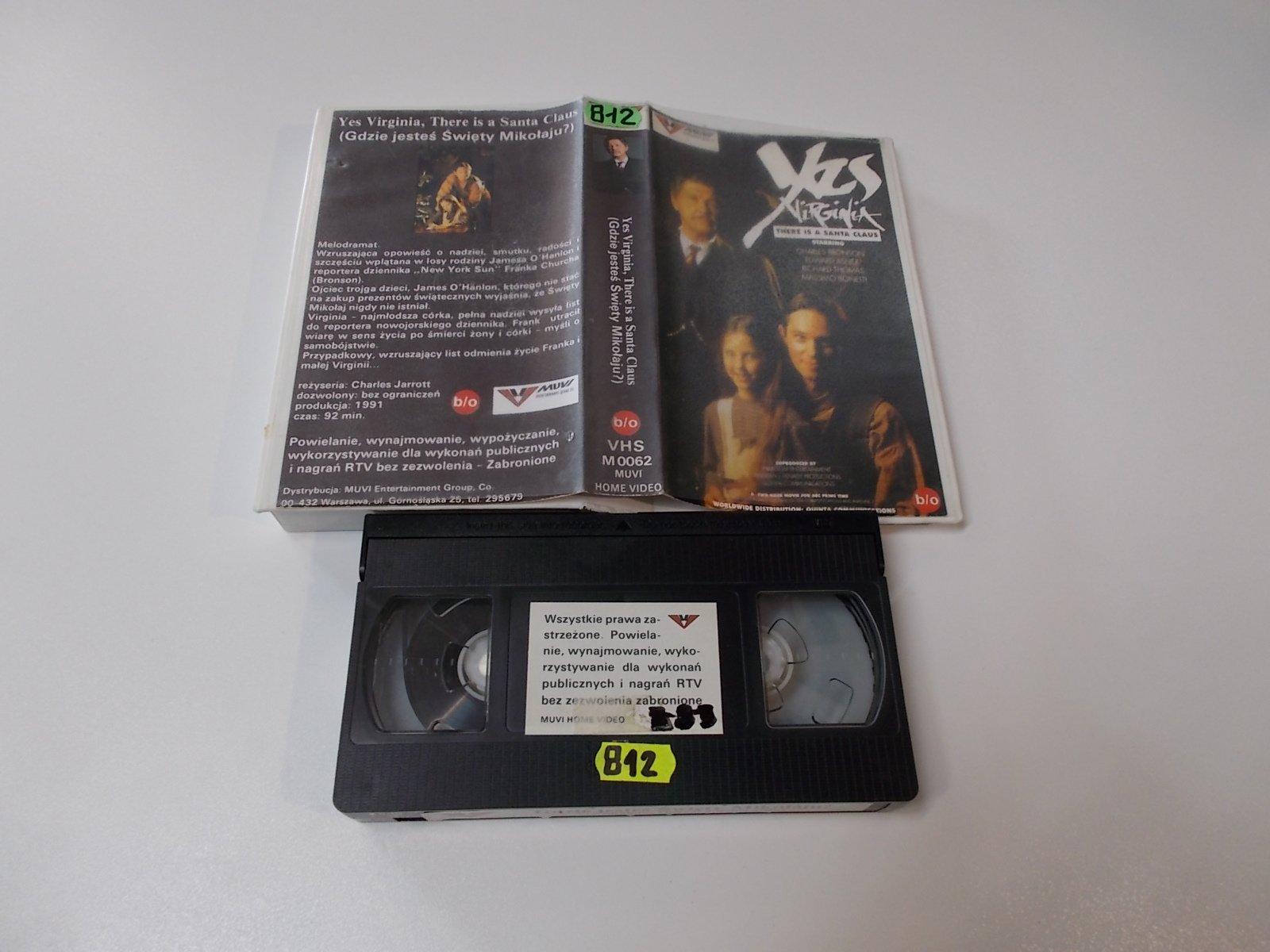 GDZIE JESTEŚ ŚWIĘTY MIKOŁAJU - VHS Kaseta Video - Opole 1665