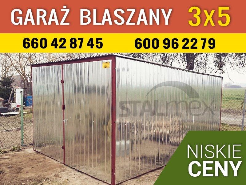 Garaże blaszane, garaż , domki ogrodowe , kojce dla psów, bramy garażowe  Opole opolskie !
