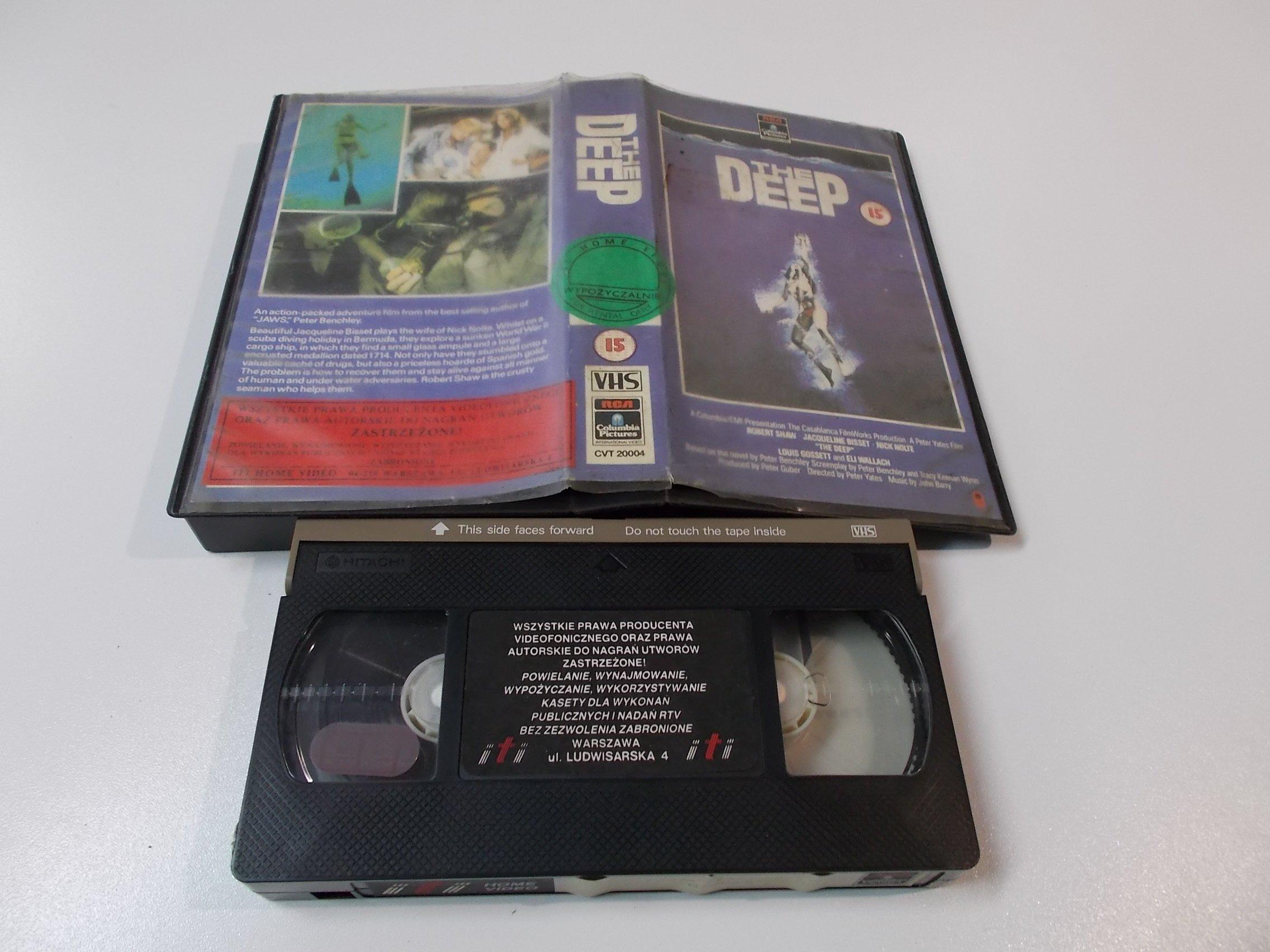 GŁĘBIA - Kaseta Video VHS - Opole 1529