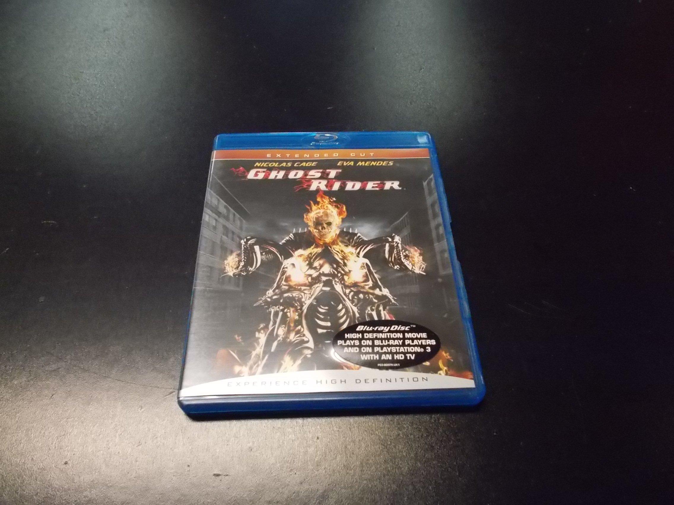 Ghost Rider - Blu-ray - Sklep