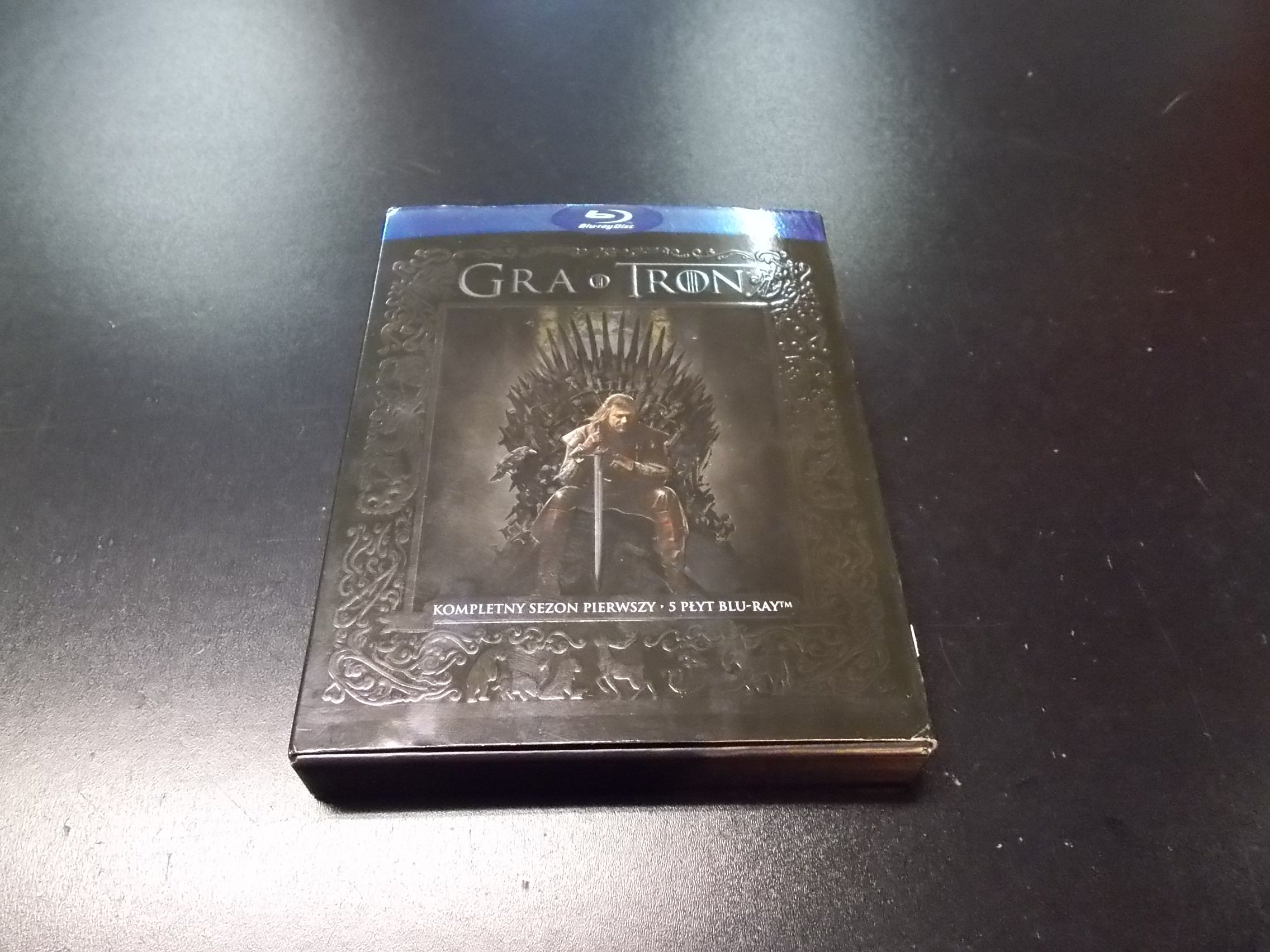 Gra O Tron - Game Of Thrones Sezon 1 PL - 5 Blu-Ray - Sklep