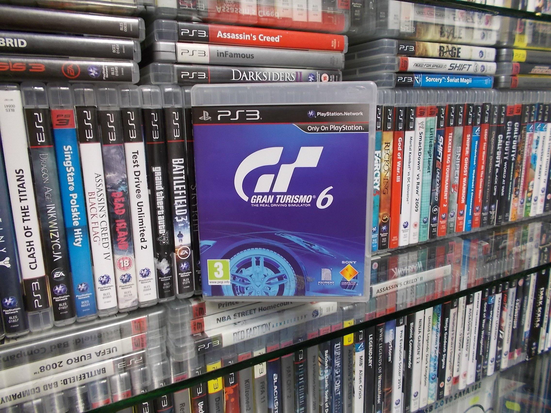Gran Turismo 6 - GRA PS3 - Sklep