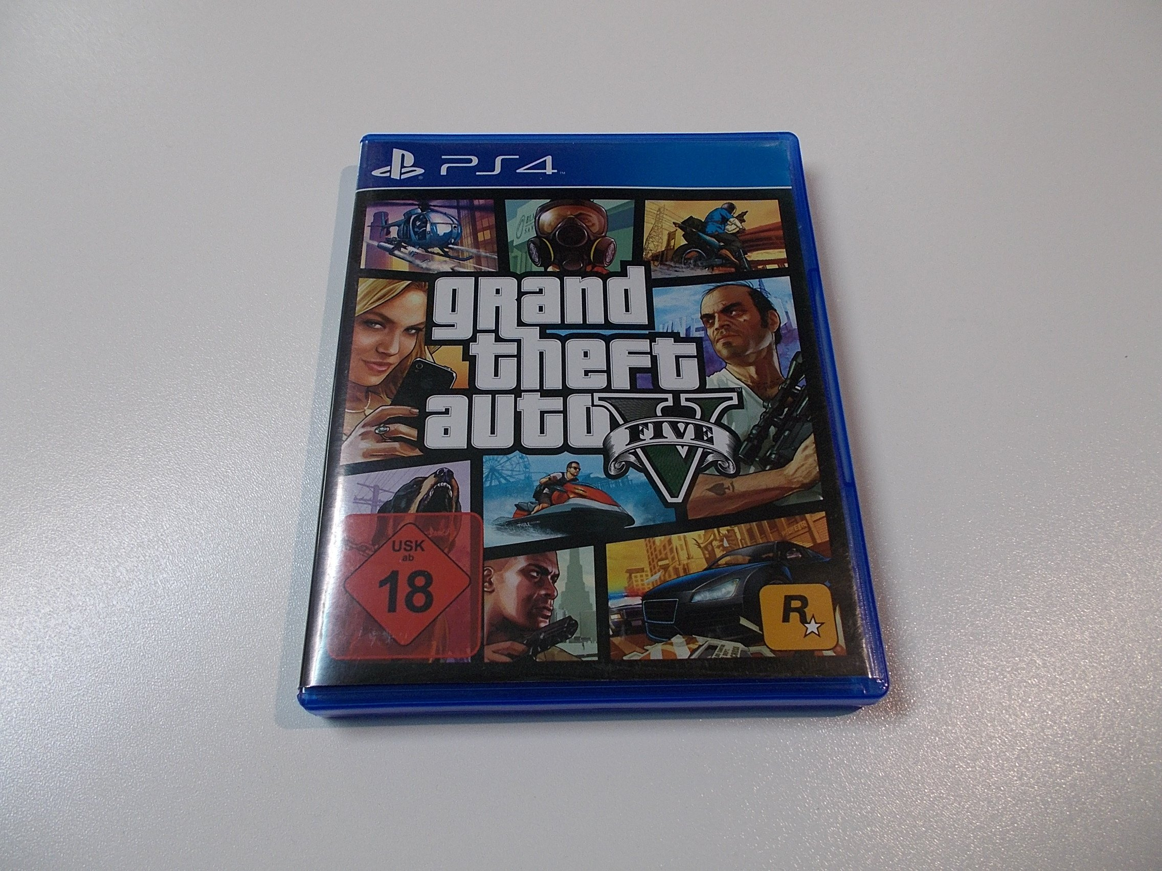 Grand Theft Auto 5 GTA - GRA Ps4 - Sklep ALFA Opole 0370