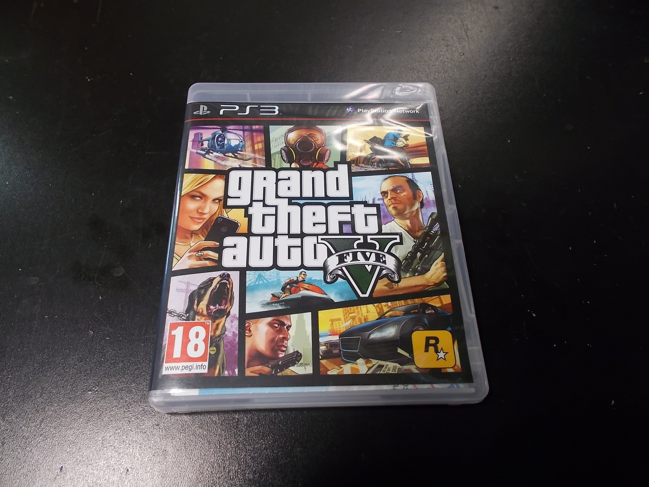 Grand Theft Auto GTA V - GRA Ps3 - Opole 0239