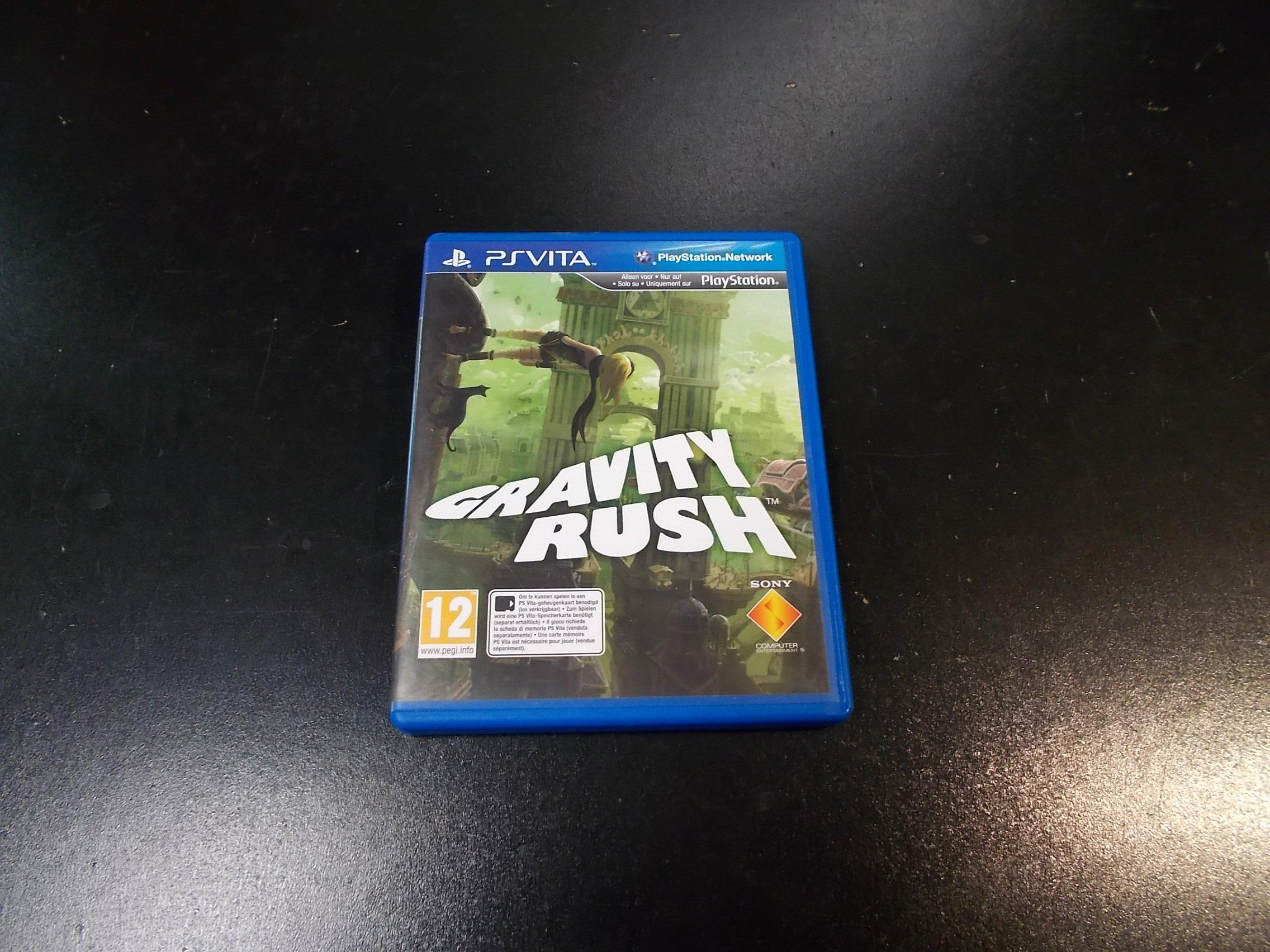 Gravity Rush - GRA Ps Vita Sklep