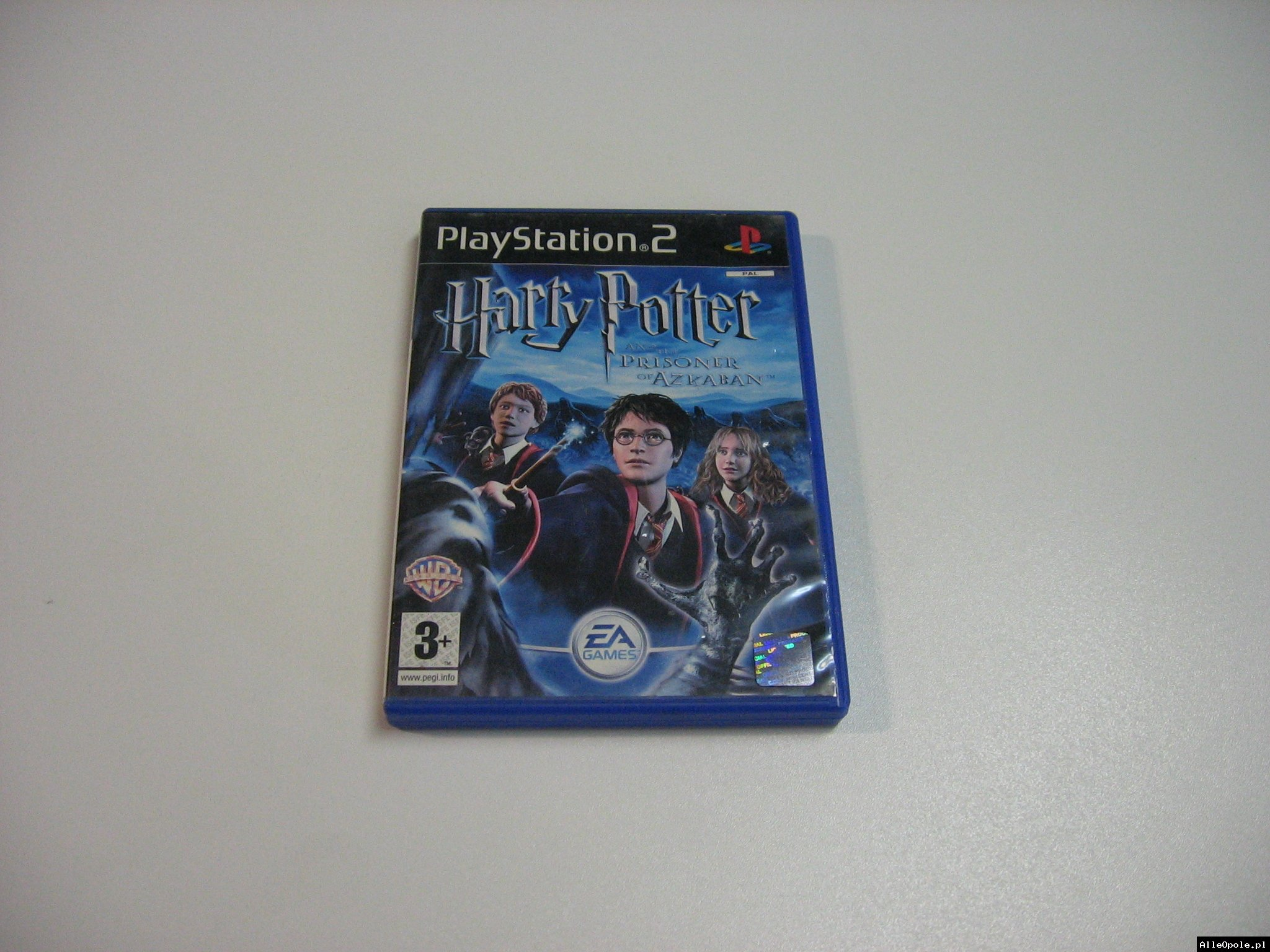 HARRY POTTER AND THE PRISONER OF AZKABAN - GRA Ps2 - Opole 0611