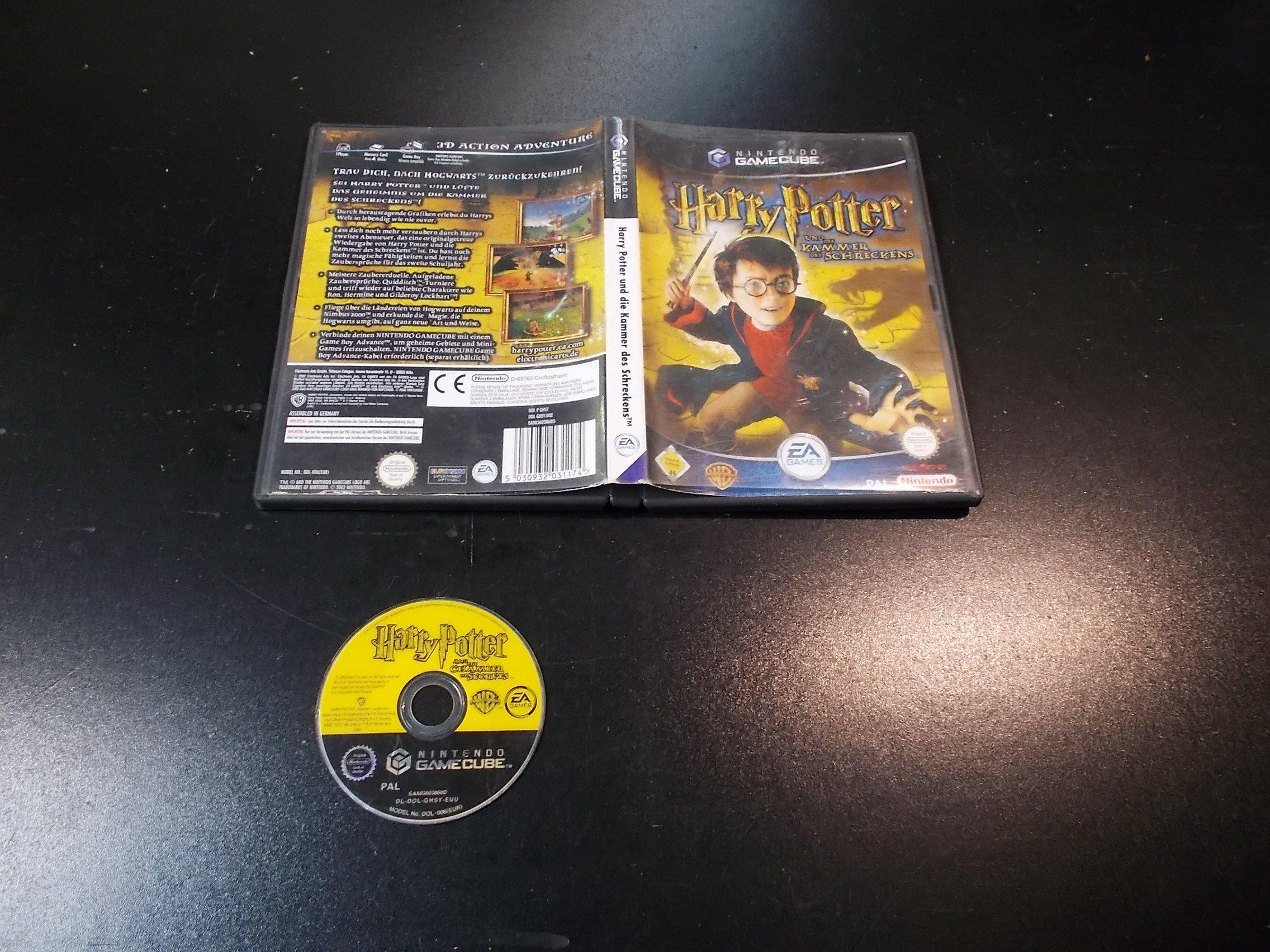 HARRY POTTER UND KAMMER DES SCHRECKENS - GRA Nintendo GameCube - Sklep