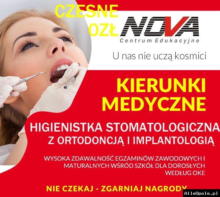 Higienistka stomatologiczna z ortodoncją