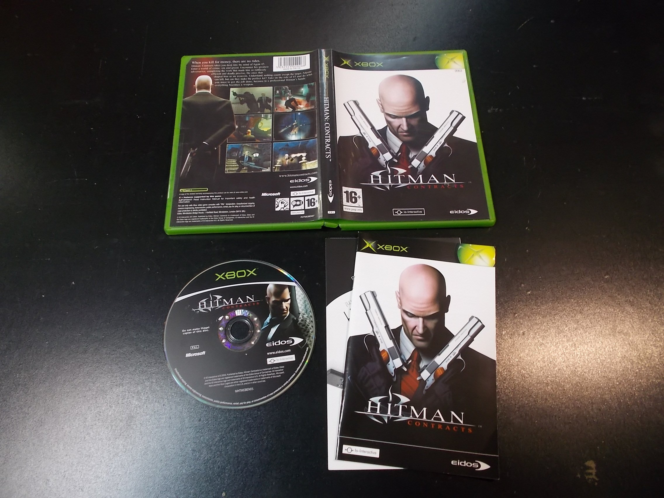 Hitman Contracts - GRA Xbox Sklep