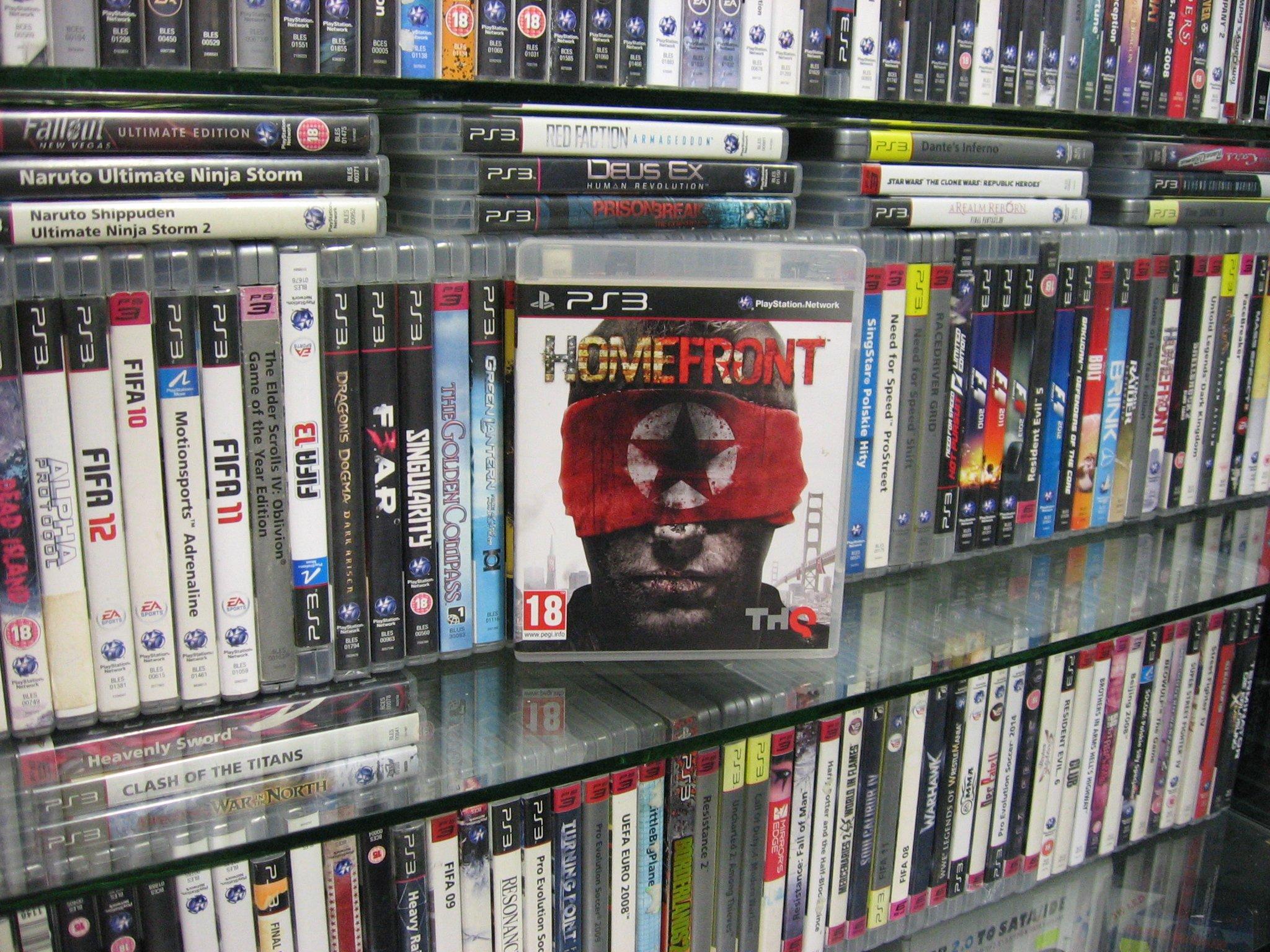 Homefront - GRA PS3 Sklep