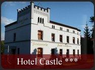 Hotel Castle*** Pobyt Świąteczny (24.12-26.12.2015)