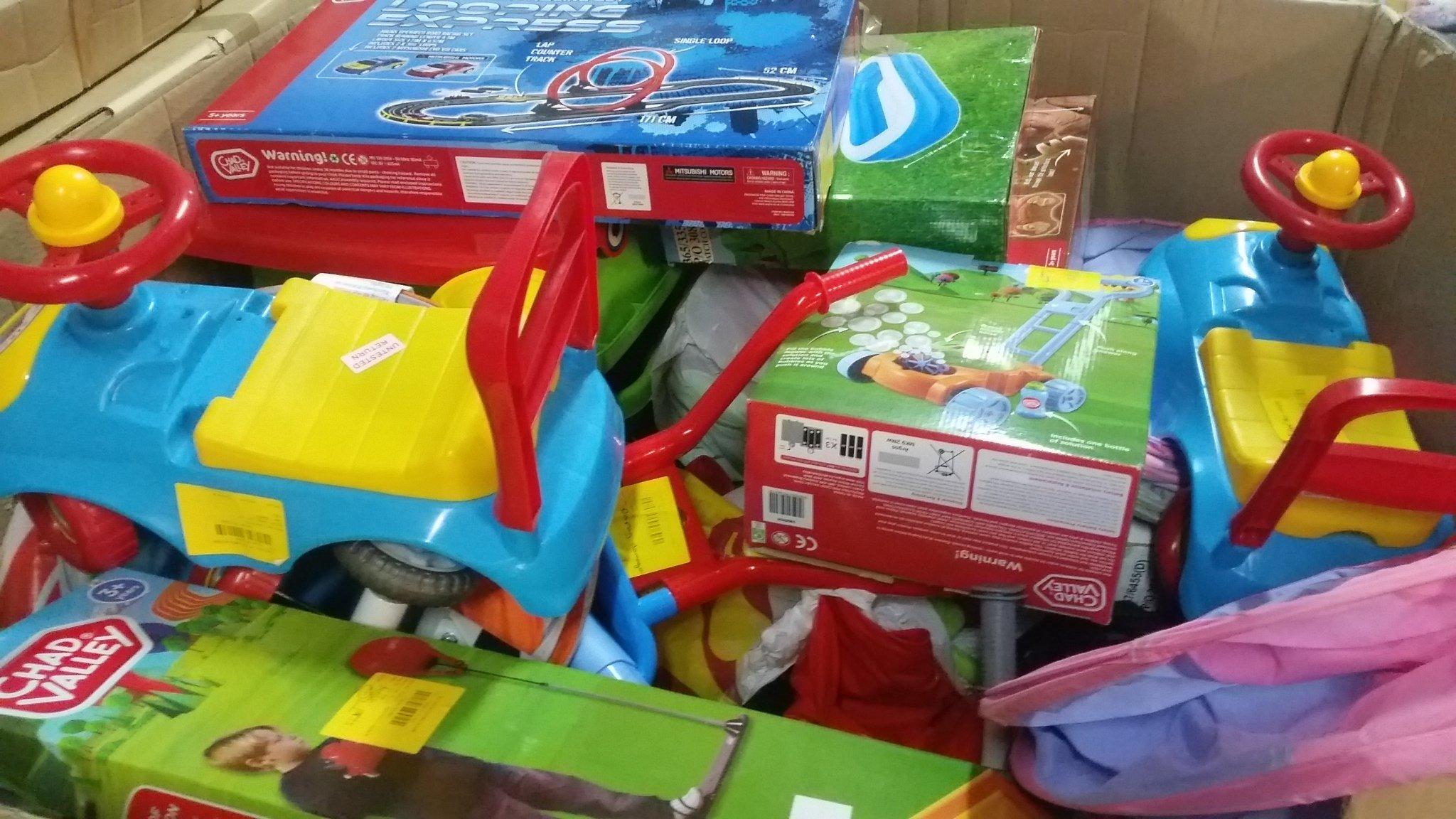 Hurtowa sprzedaż zabawek z Anglii !