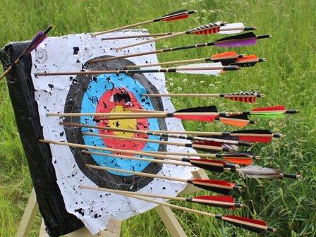 I Ty możesz zostać Robin Hoodem - warsztaty z łucznictwa tradycjnego
