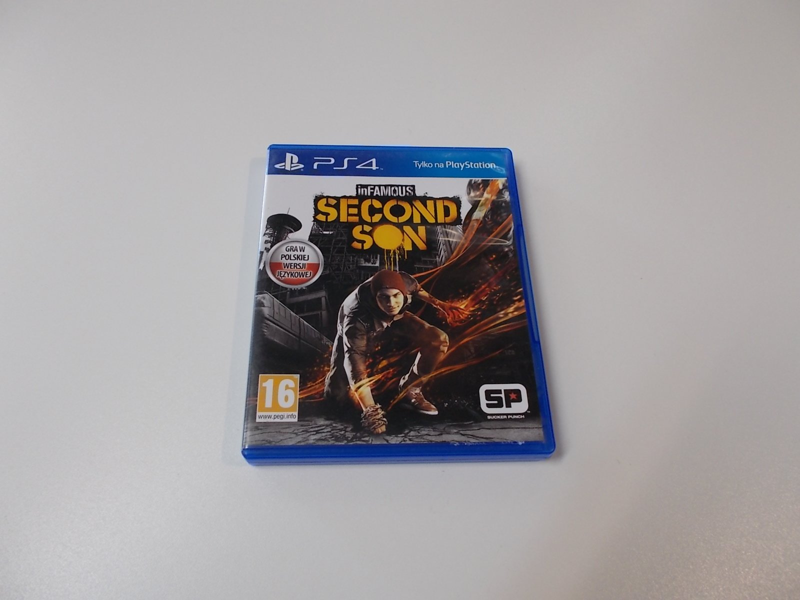 Infamous Second Son - GRA Ps4 - Opole 0453